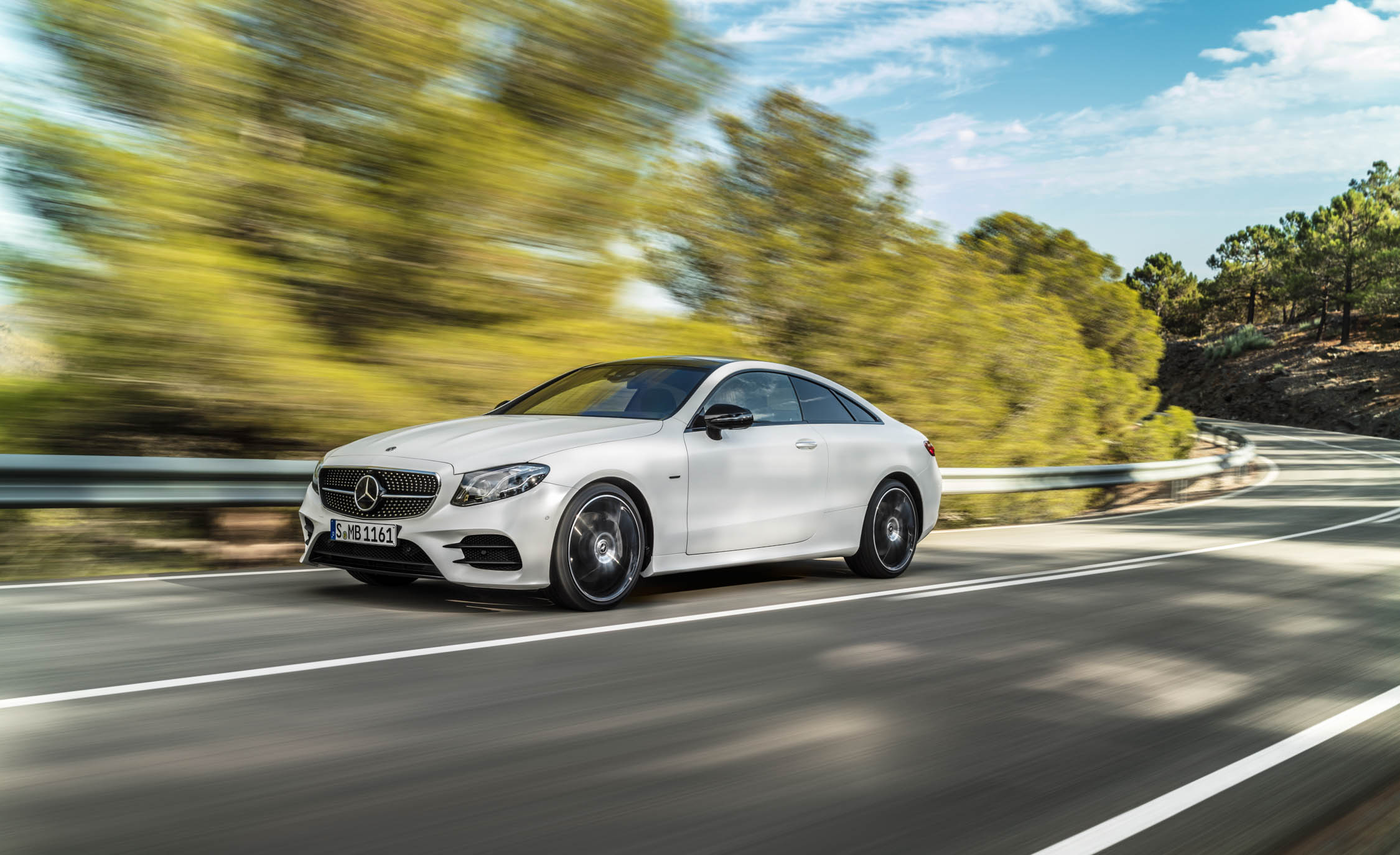 2018 Mercedes Benz E400 Coupe (Photo 31 of 60)