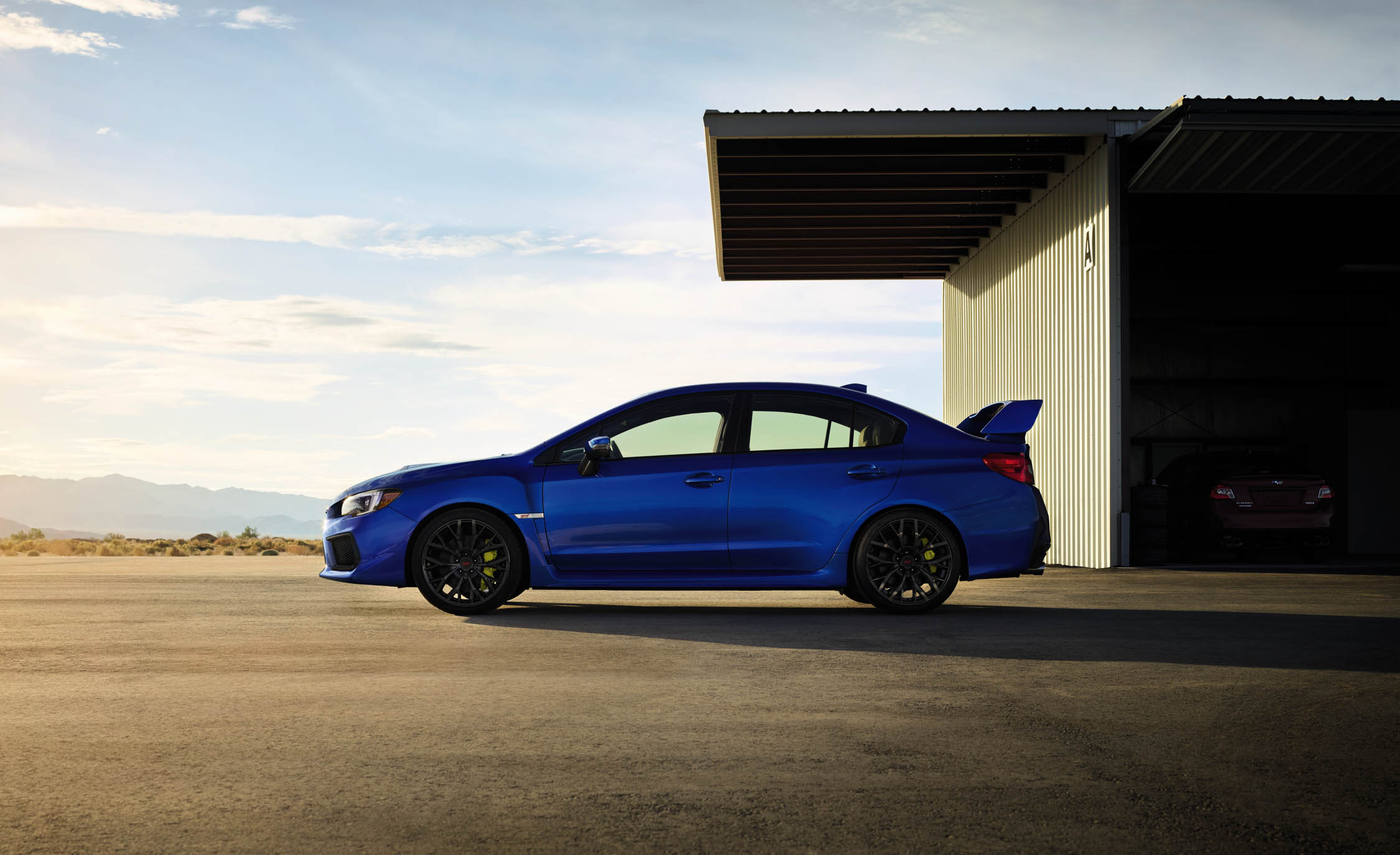 2018 Subaru WRX STI (Photo 12 of 14)