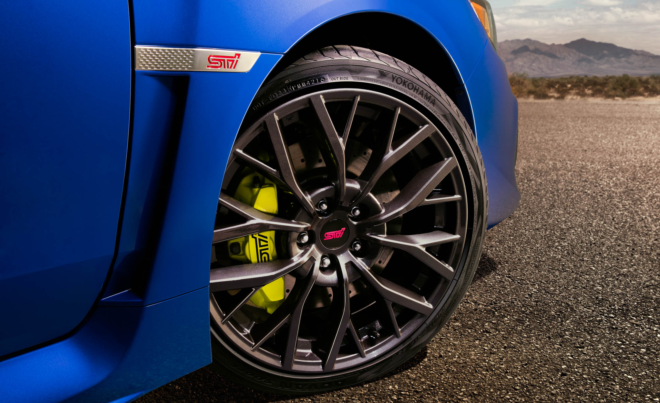2018 Subaru WRX STI (Photo 11 of 14)