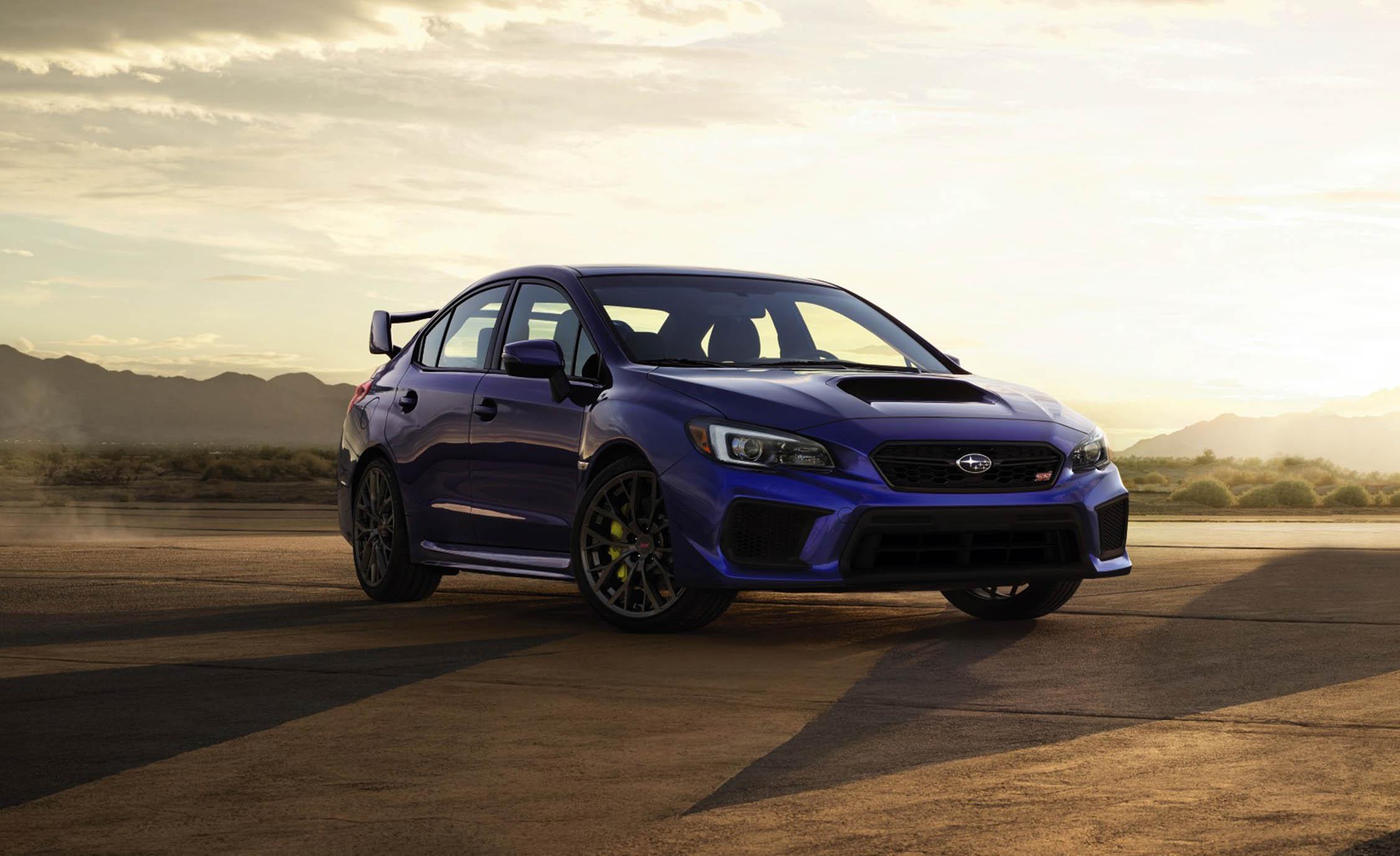 Featured Image of 2018 Subaru WRX