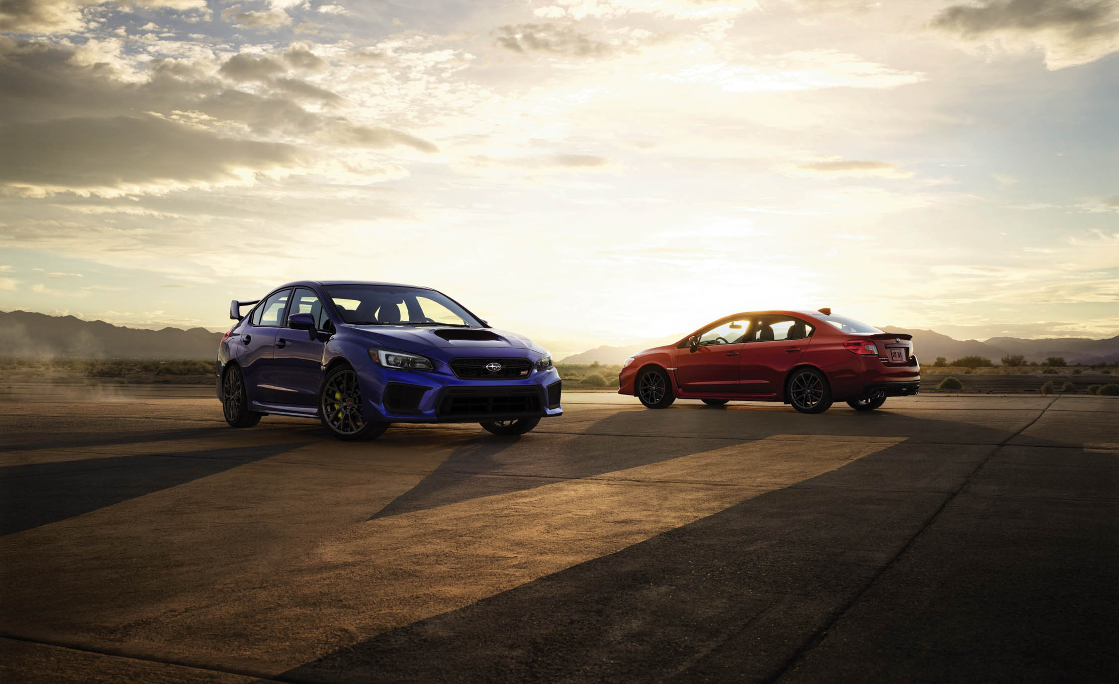 2018 Subaru Wrx And Wrx Sti (Photo 14 of 14)