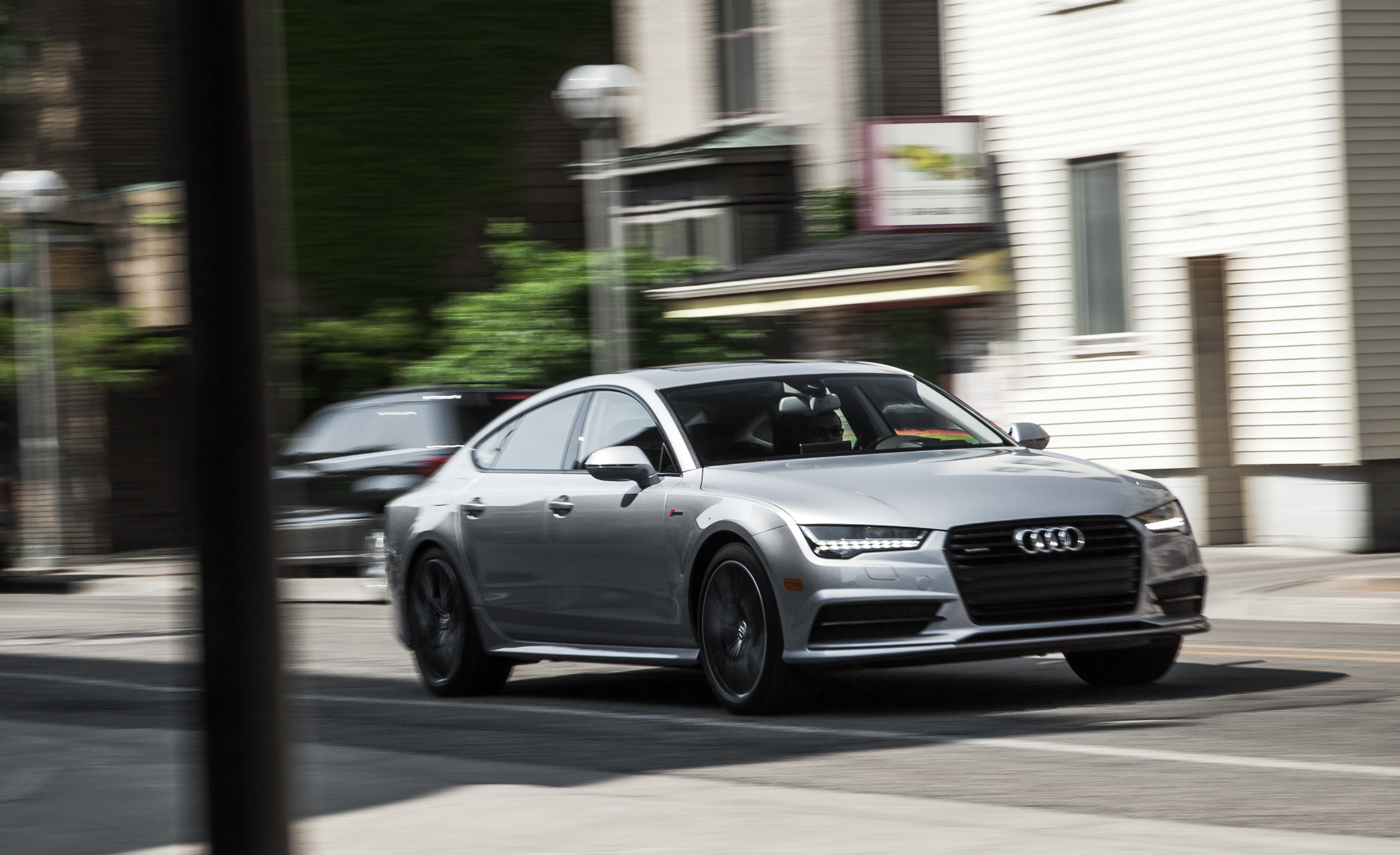 Audi A7 (View 3 of 26)