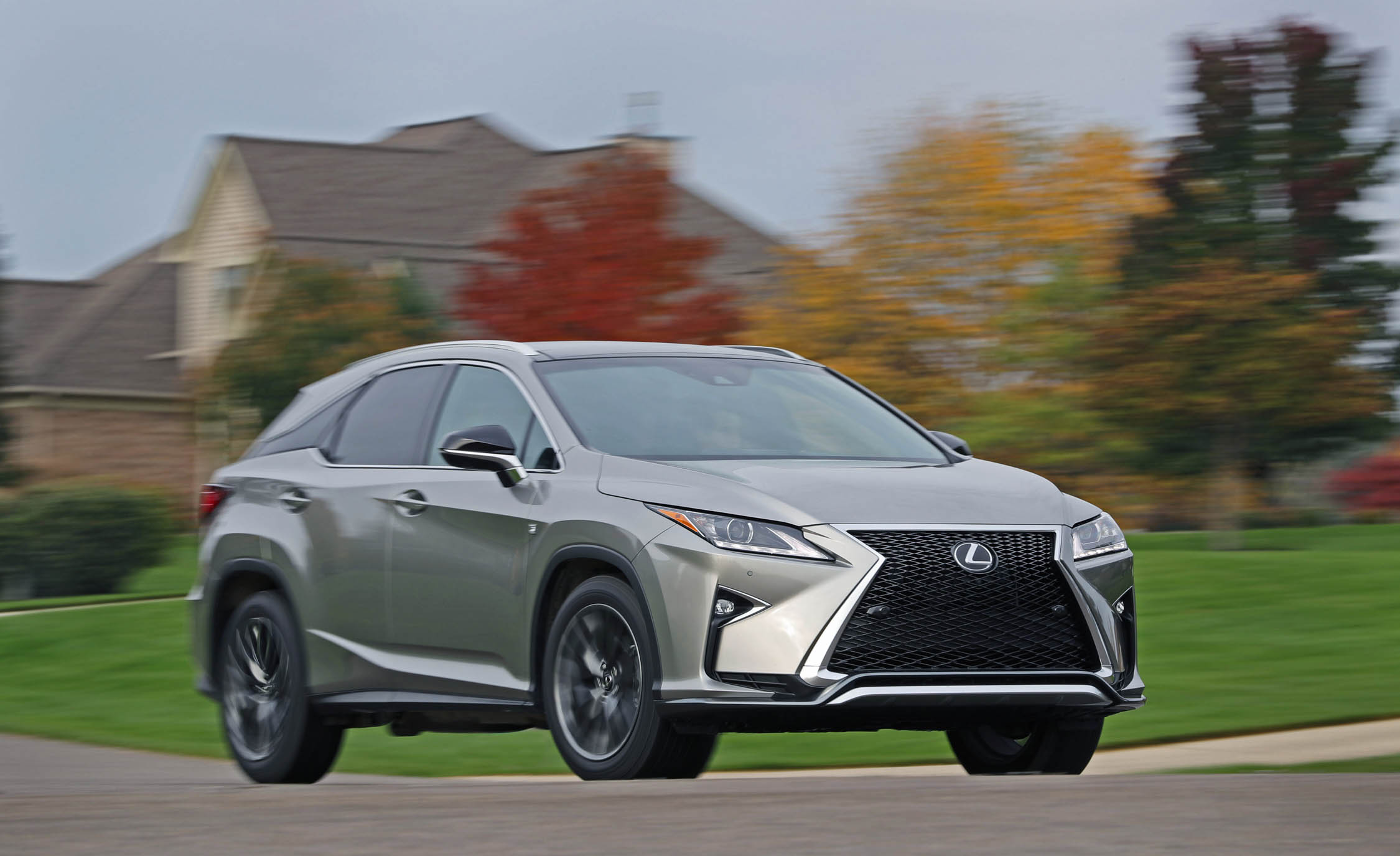 2017 Lexus RX350 F Sport (View 23 of 35)