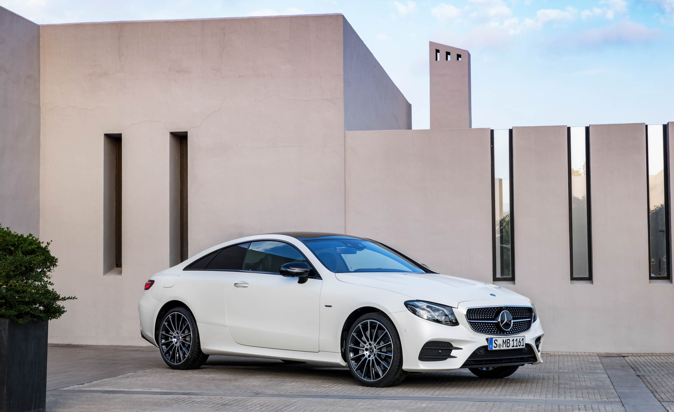 2018 Mercedes Benz E400 Coupe (View 8 of 60)
