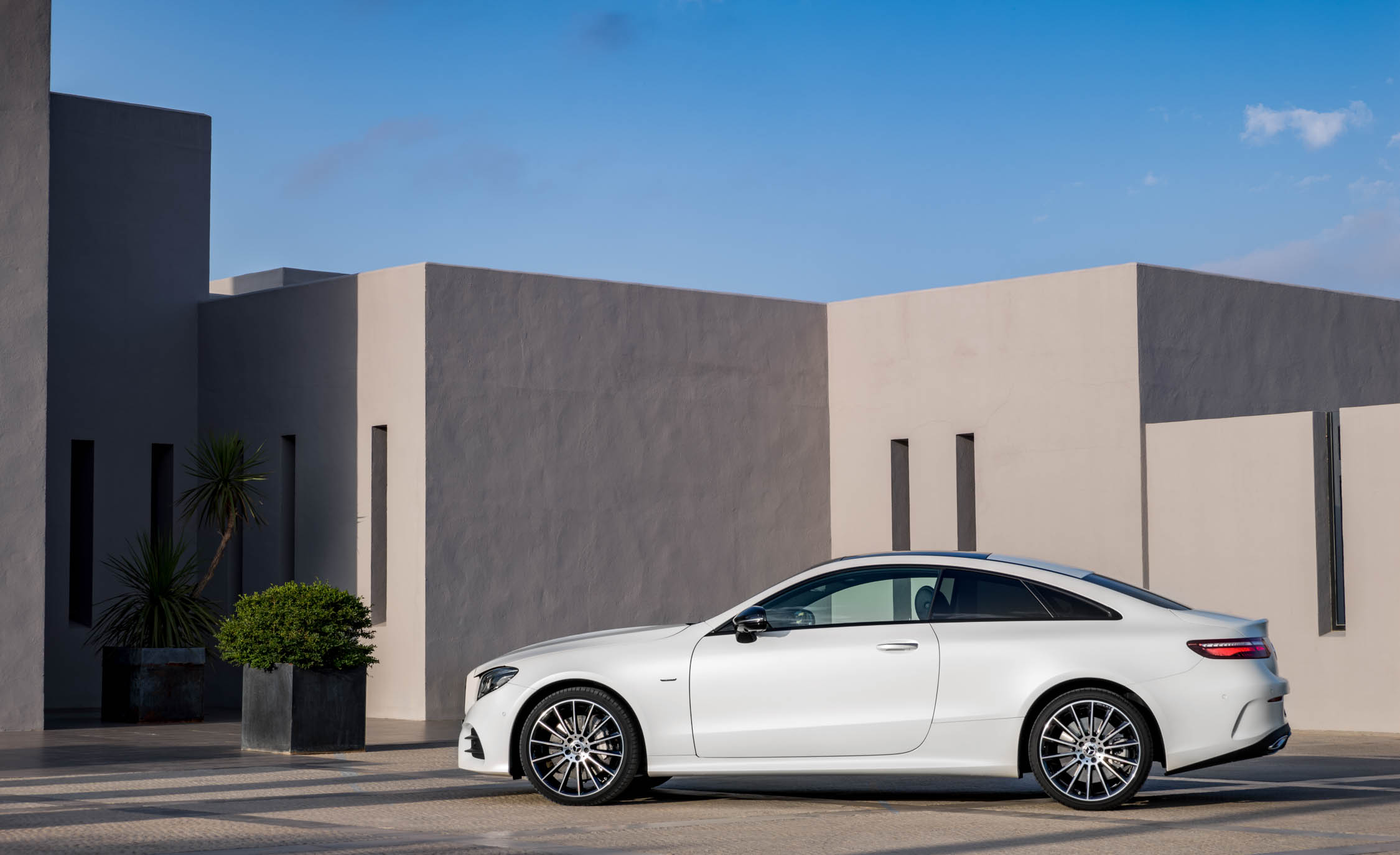 2018 Mercedes Benz E400 Coupe (View 1 of 60)