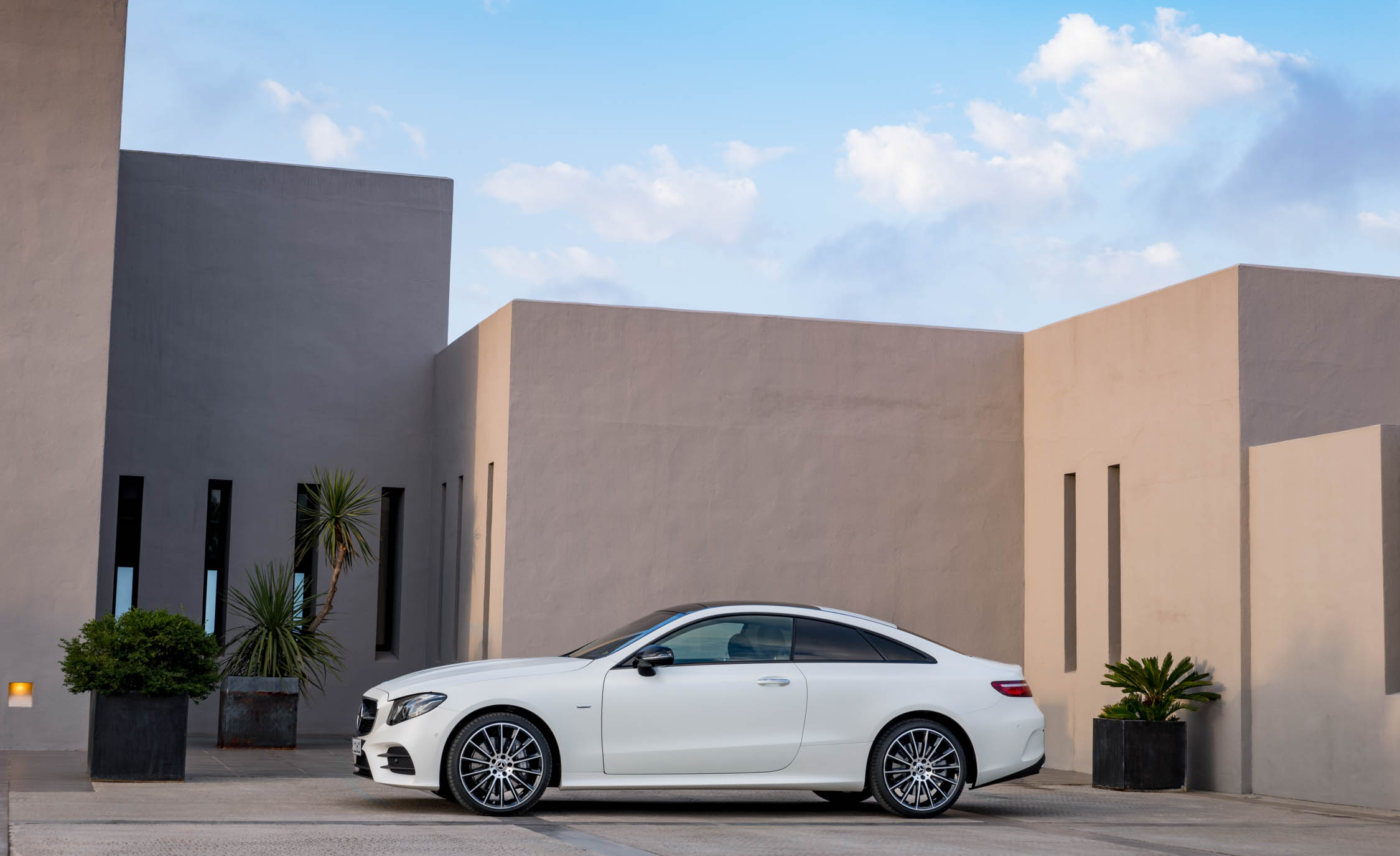 2018 Mercedes Benz E400 Coupe (View 2 of 60)