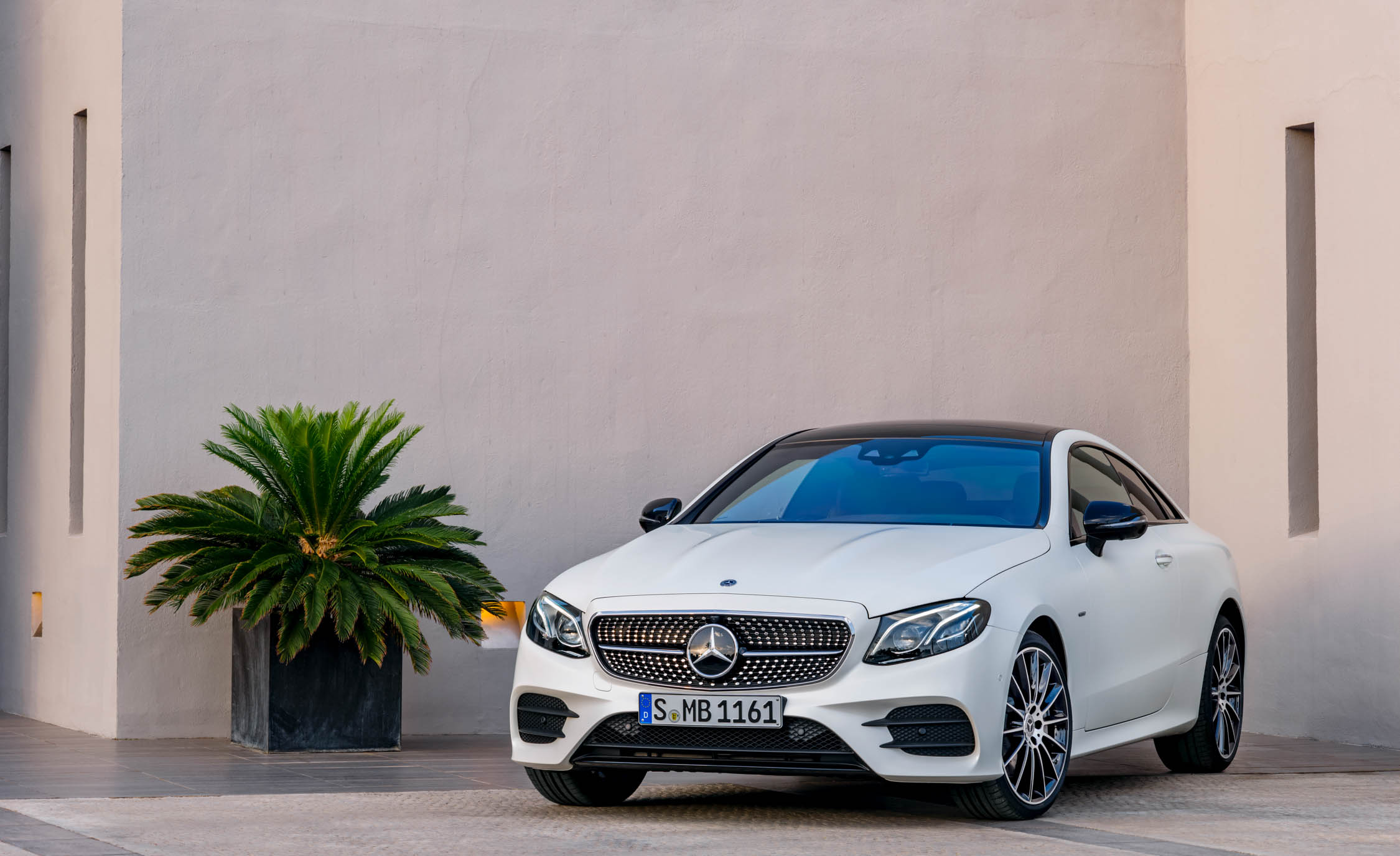 2018 Mercedes Benz E400 Coupe (View 3 of 60)