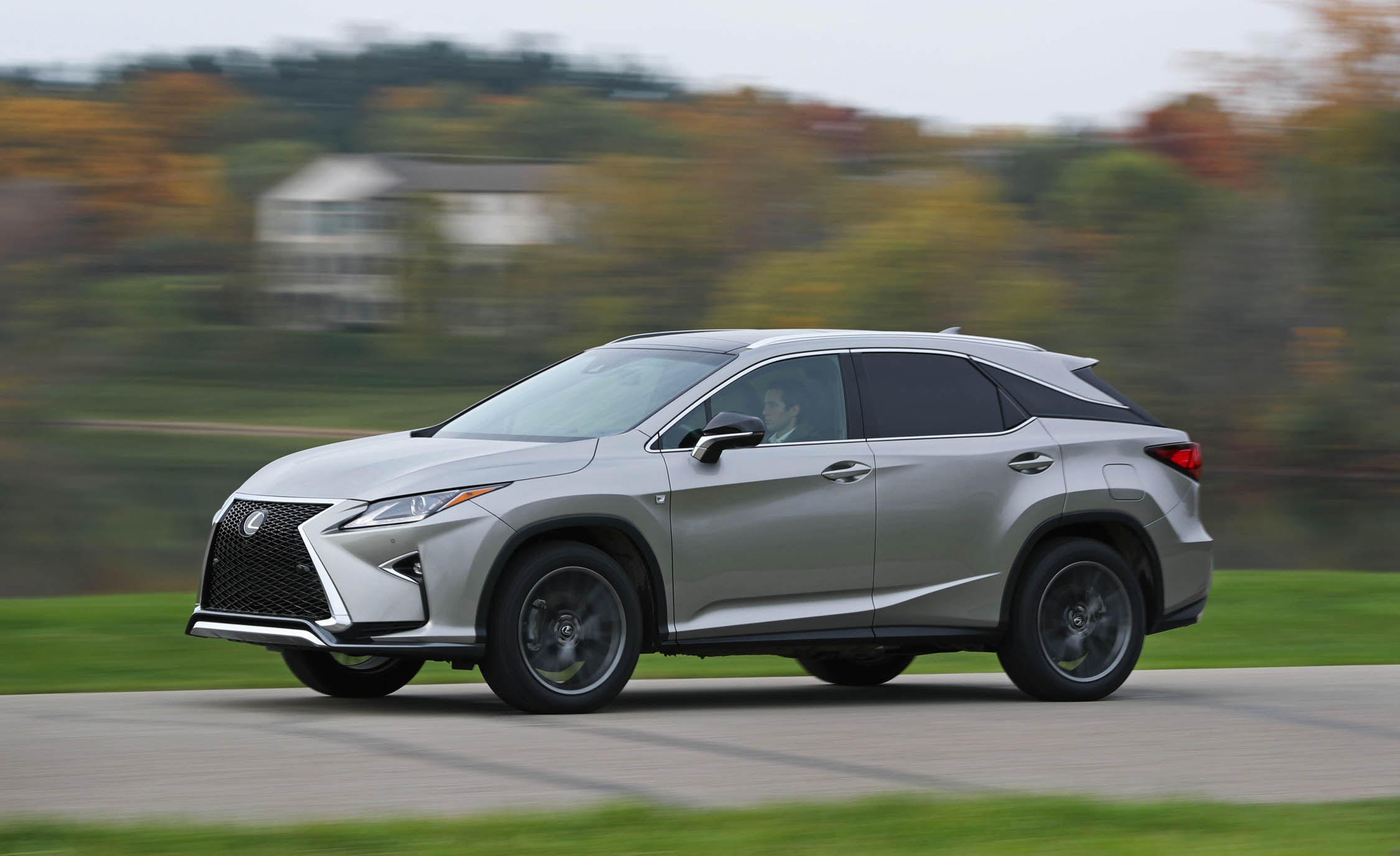 2017 Lexus RX350 F Sport (View 33 of 35)