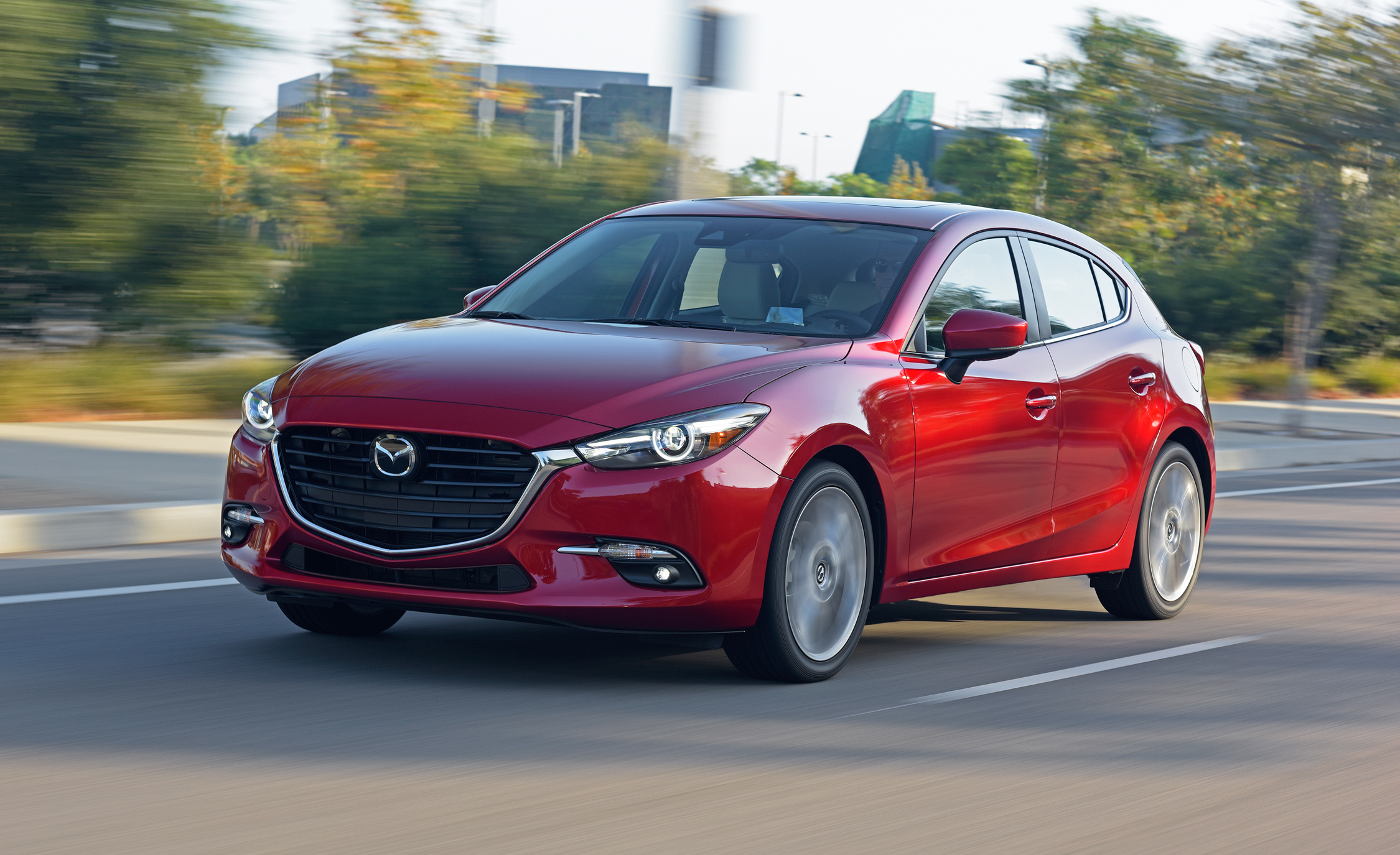 Featured Image of 2017 Mazda3 Hatchback