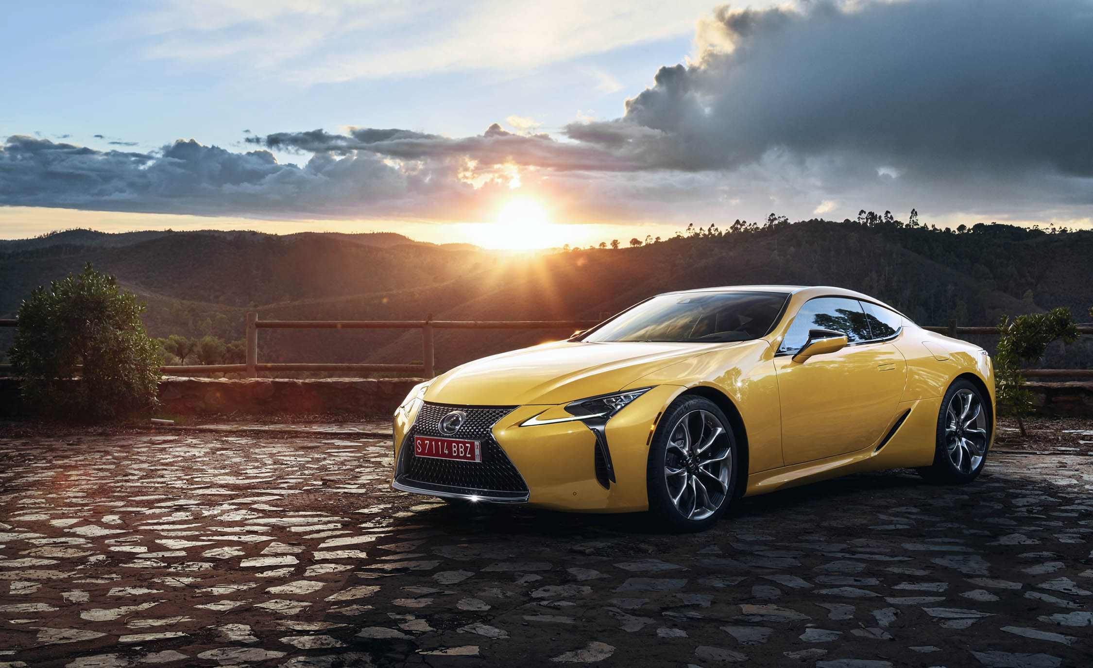 New 2018 Lexus Lc500 Exterior (Photo 78 of 84)