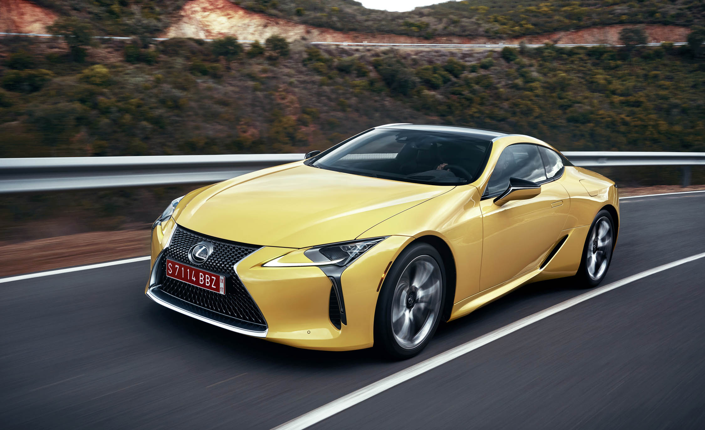 New 2018 Lexus Lc (View 78 of 84)