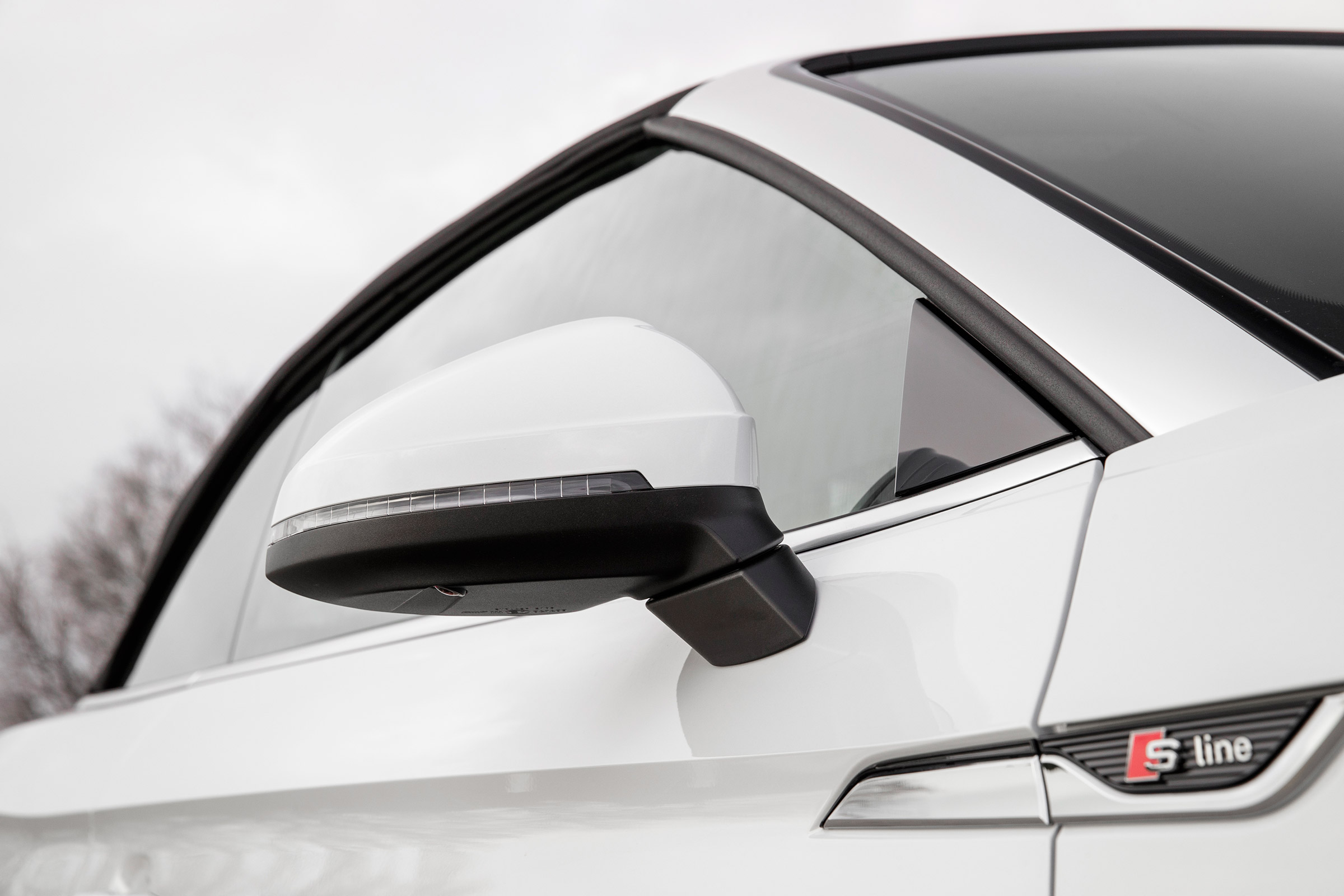 2017 Audi A5 Cabriolet Exterior View Side Mirror (Photo 4 of 18)