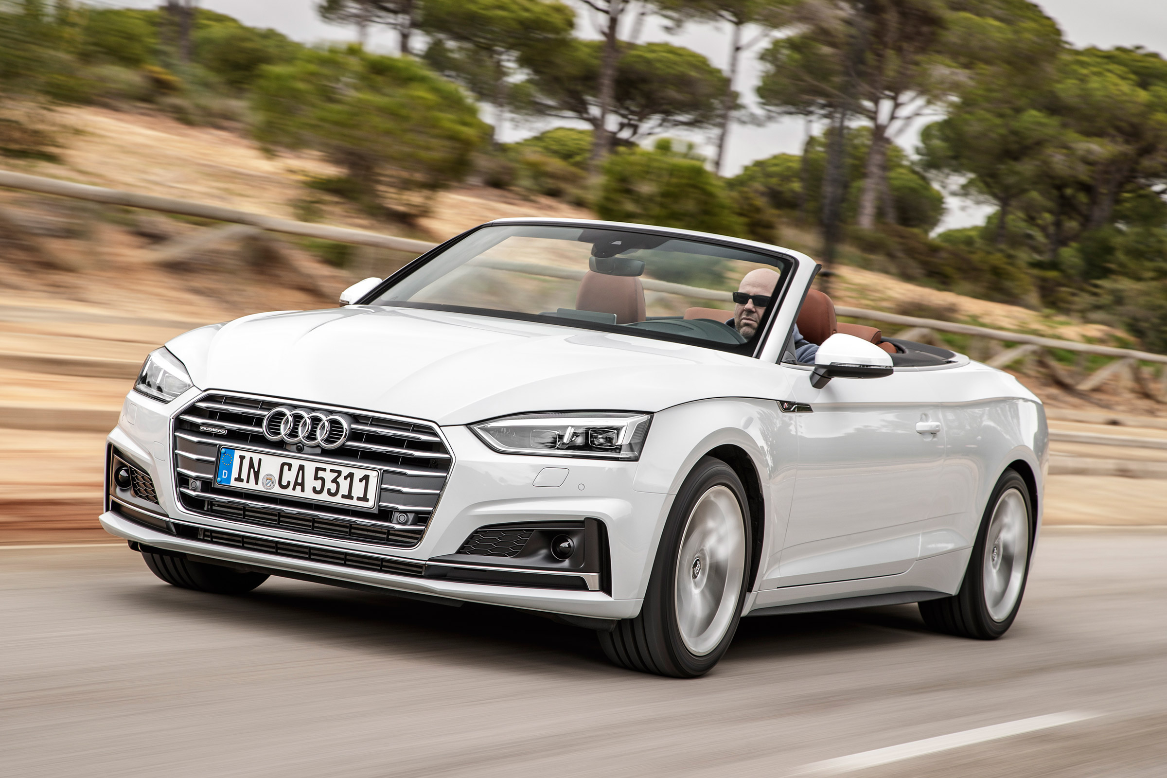 Featured Image of 2017 Audi A5 Cabriolet