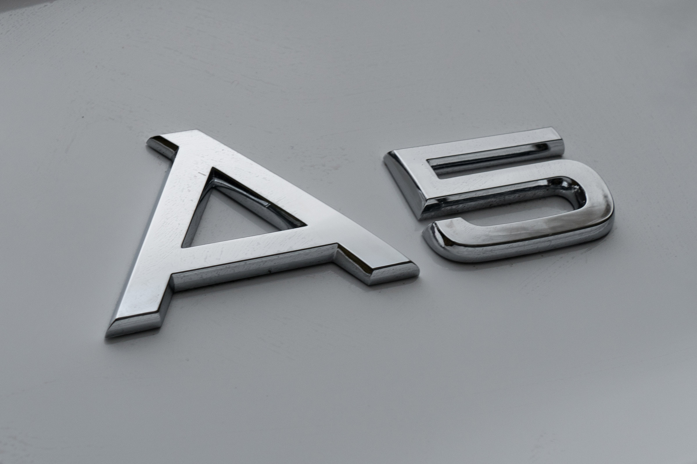 2017 Audi A5 Coupe Exterior View Rear Emblem (Photo 21 of 21)