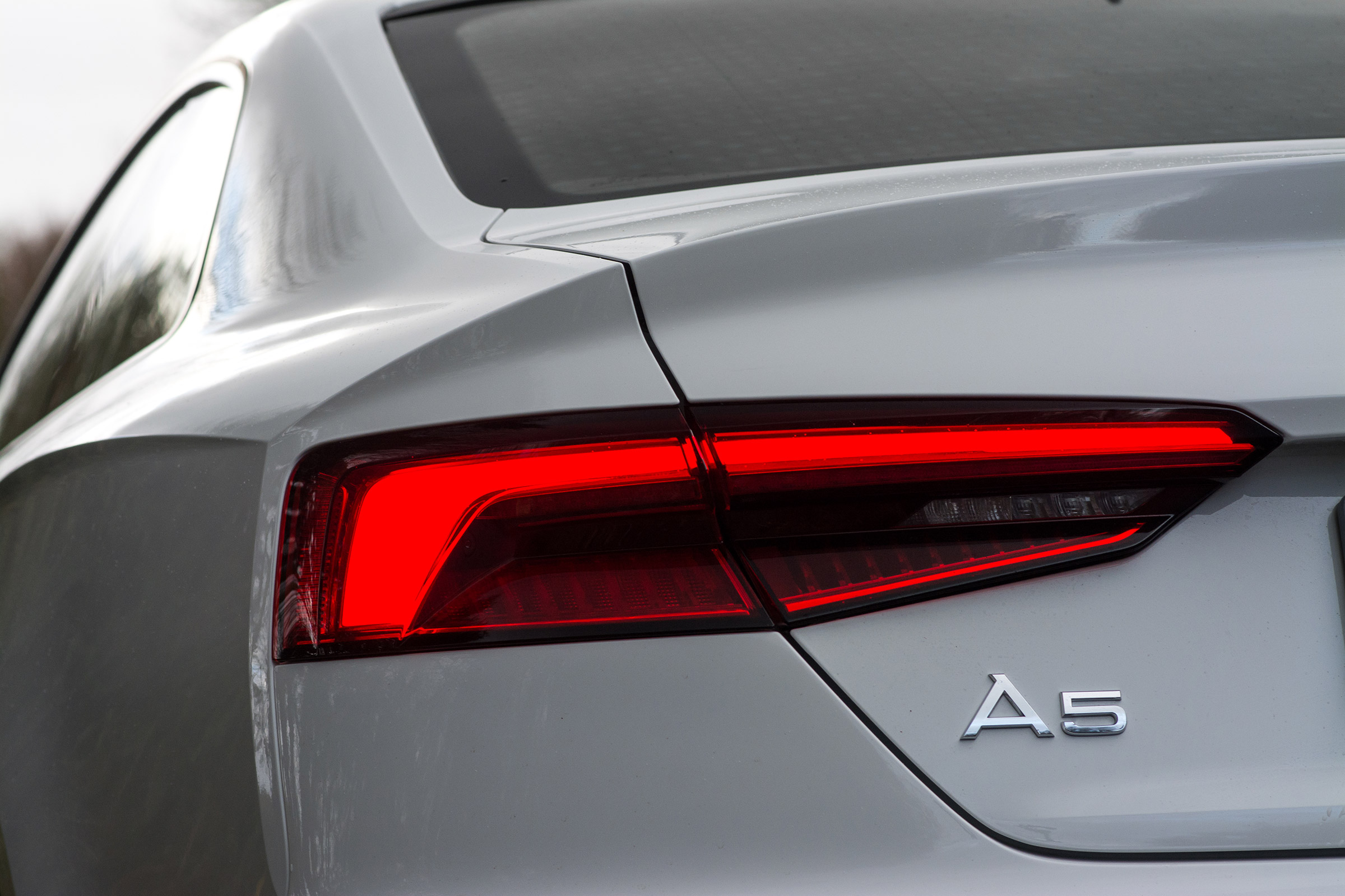 2017 Audi A5 Coupe Exterior View Taillight (Photo 5 of 21)