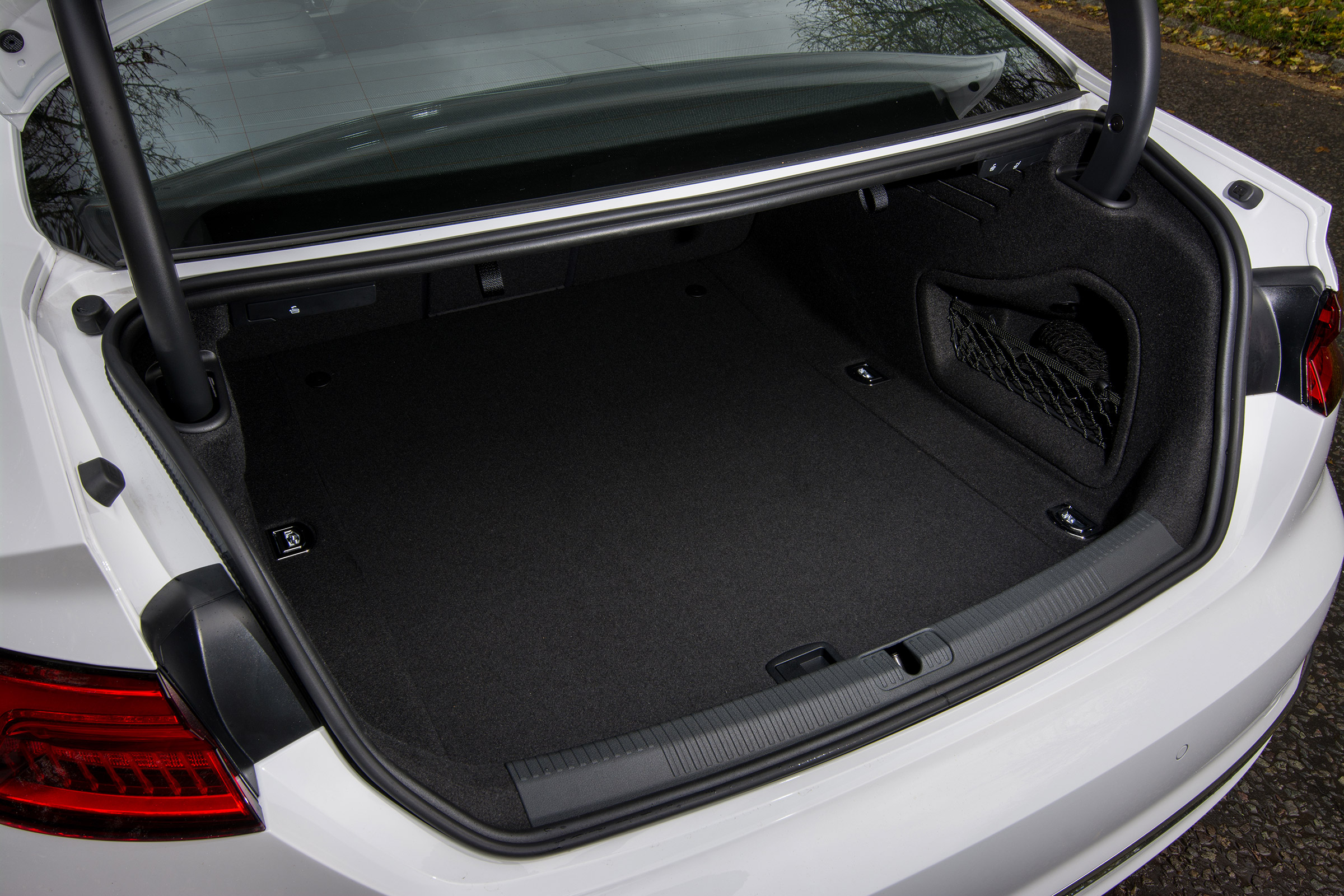 2017 Audi A5 Coupe Interior View Cargo Trunk (View 10 of 21)