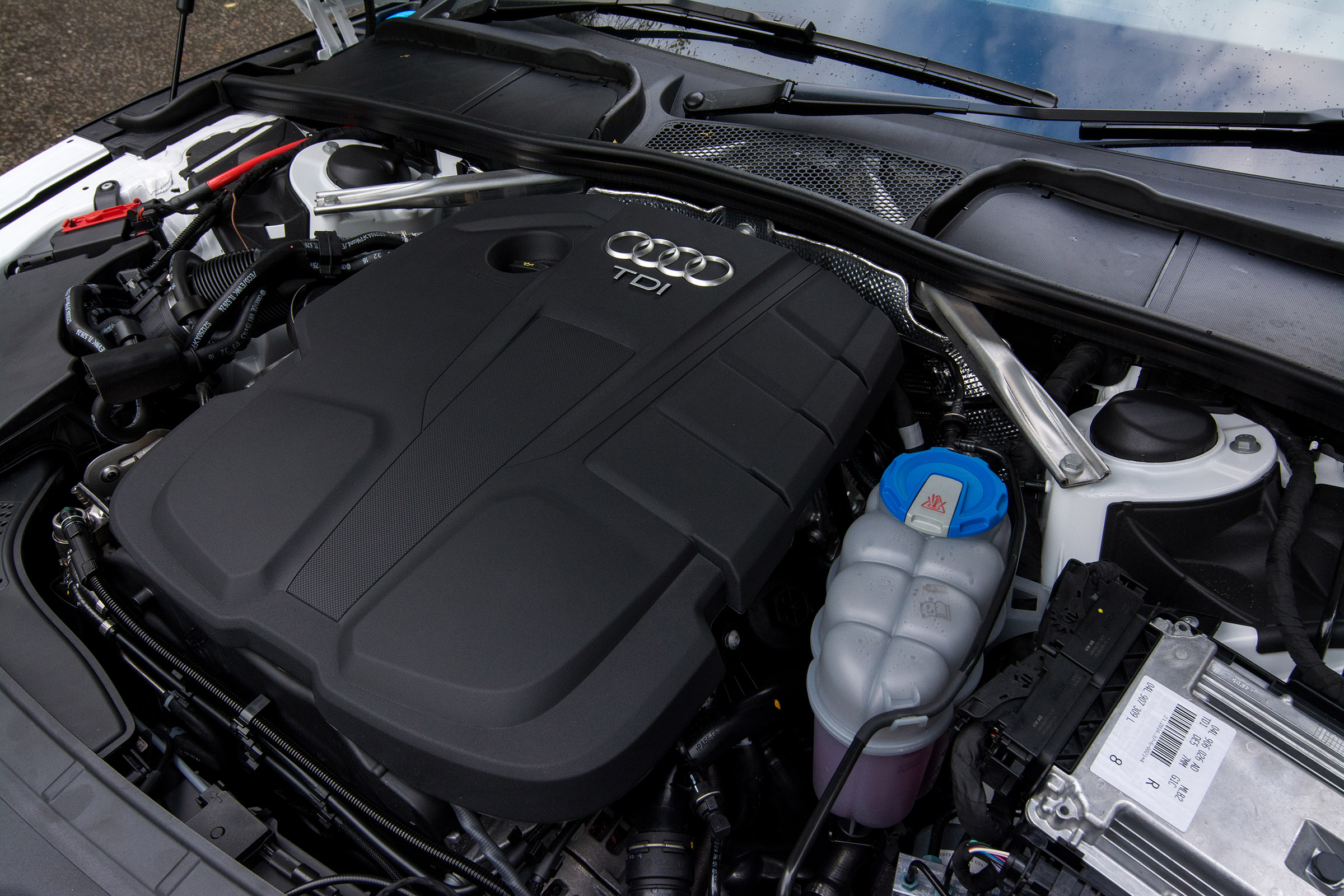 2017 Audi A5 Coupe View Engine (View 1 of 21)