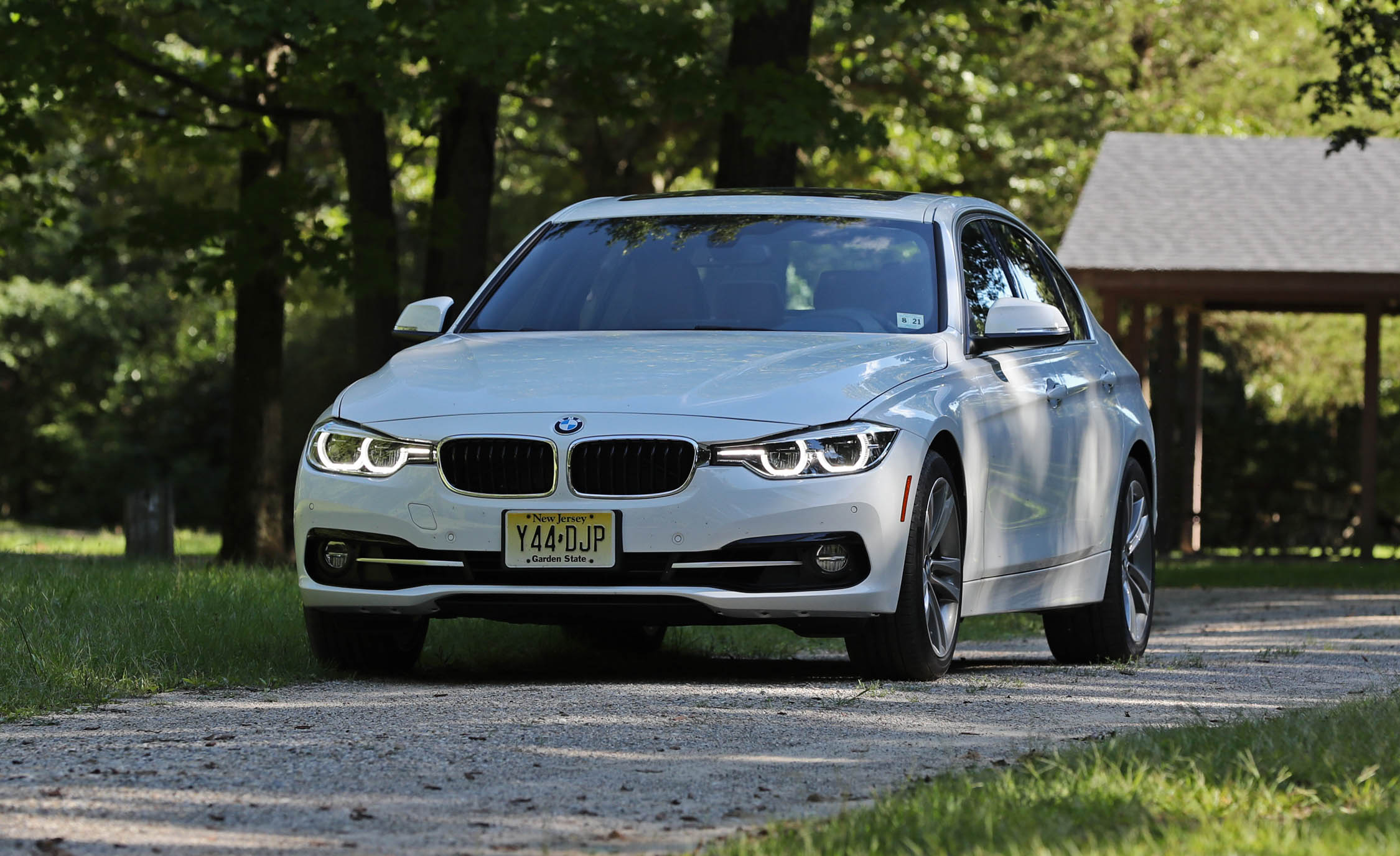 2017 BMW 330i Exterior Front (View 2 of 59)
