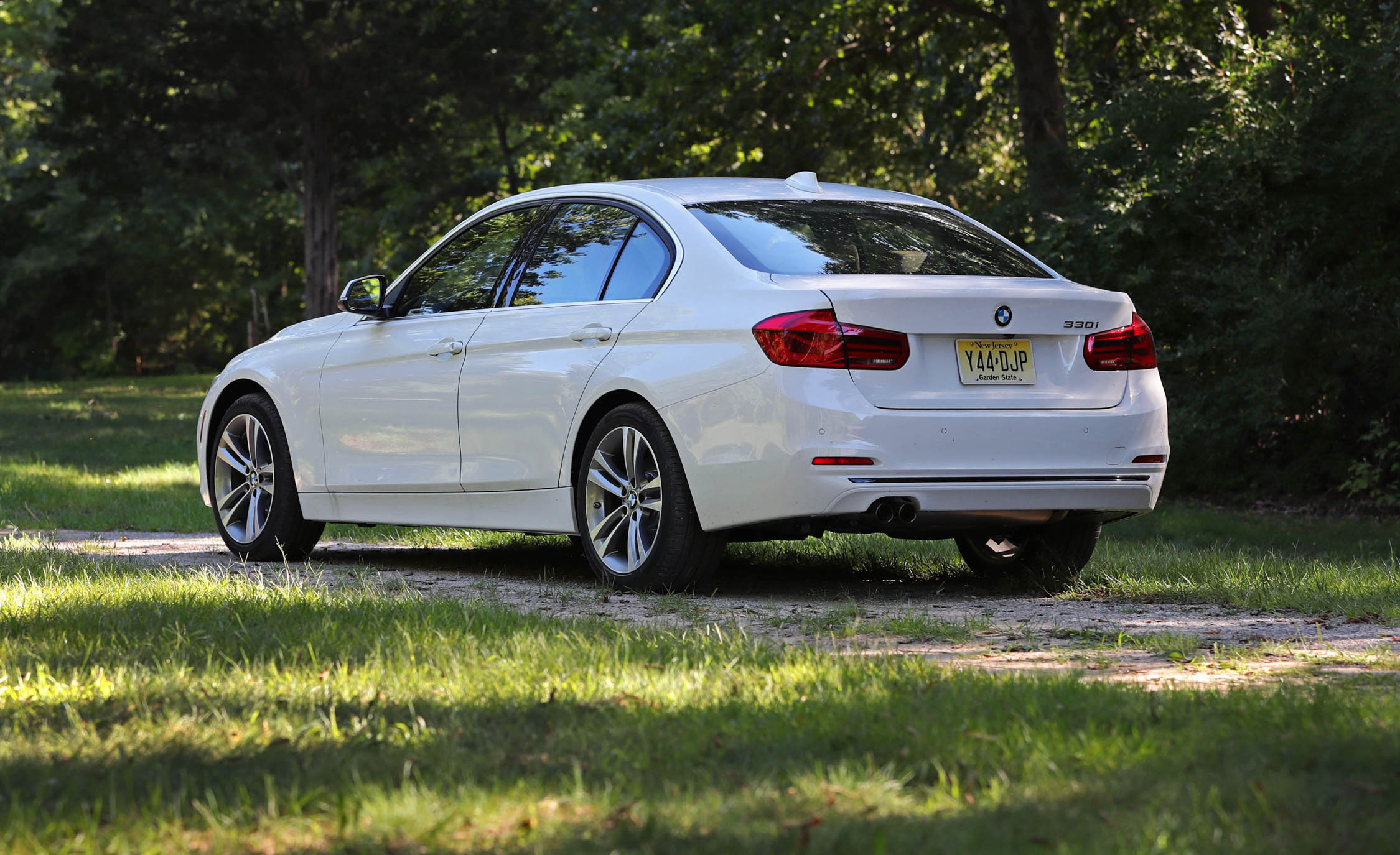 2017 BMW 330i Exterior Rear And Side (View 6 of 59)