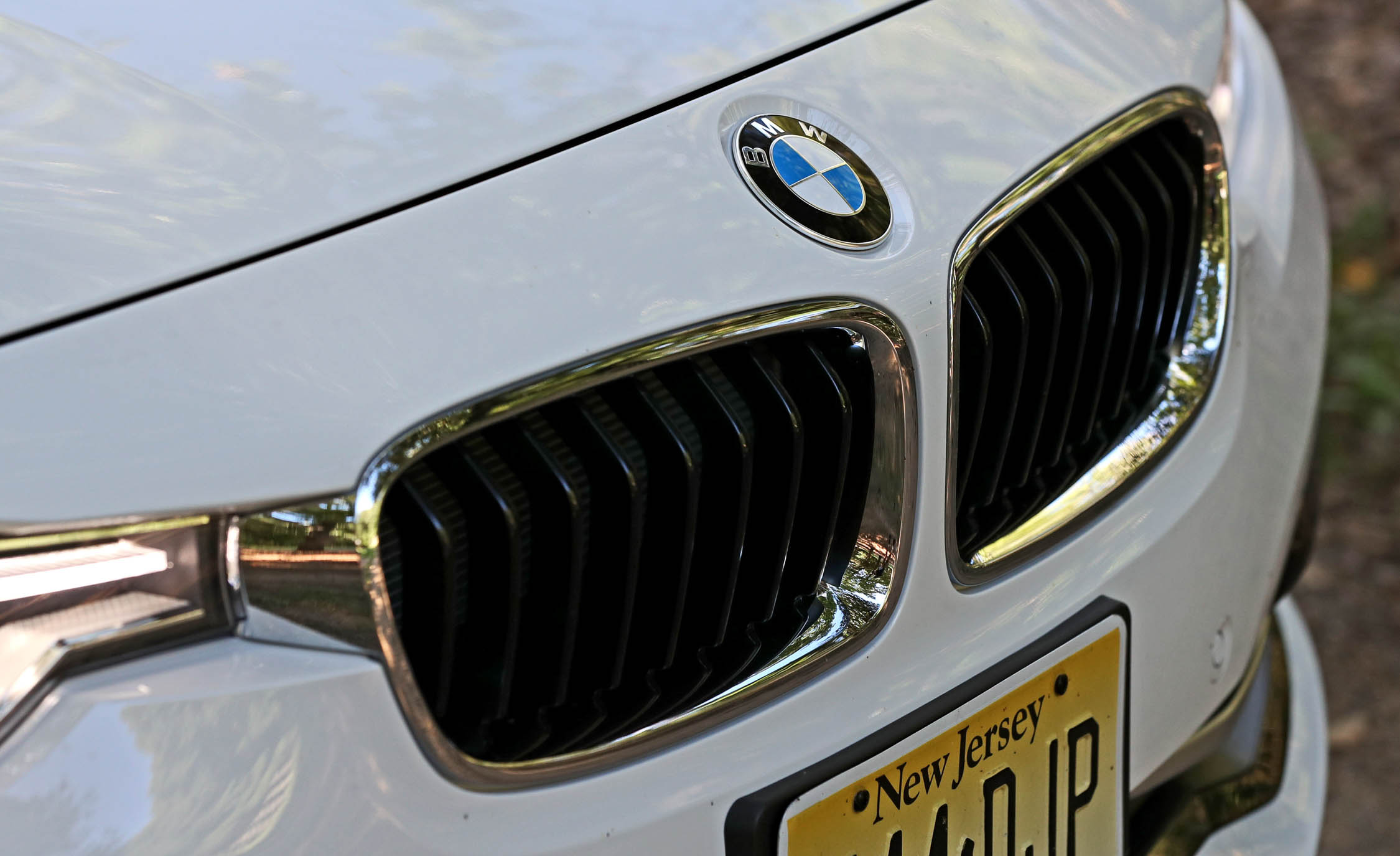 2017 BMW 330i Exterior View Grille (View 11 of 59)