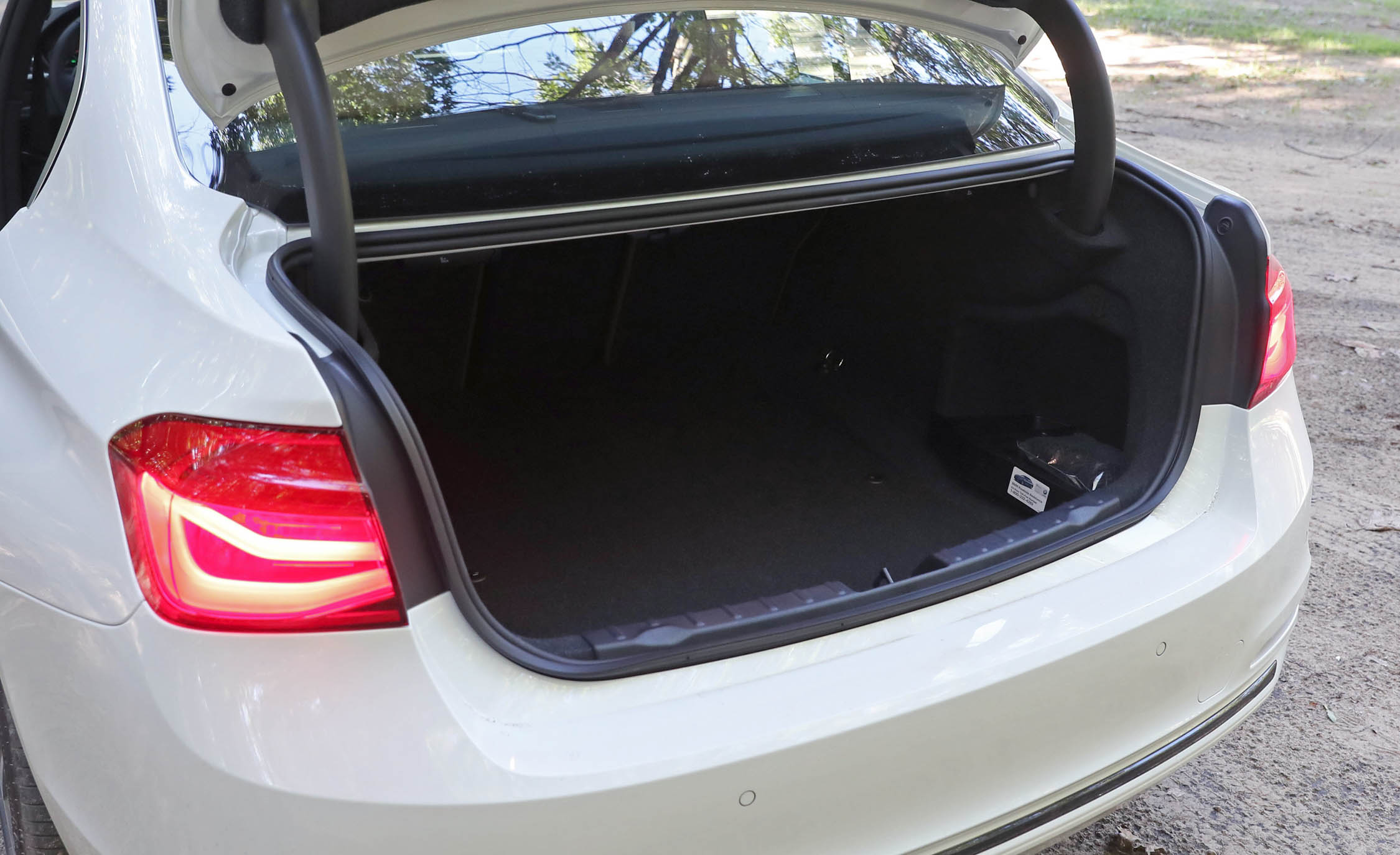 2017 BMW 330i Interior View Cargo Trunk (View 19 of 59)