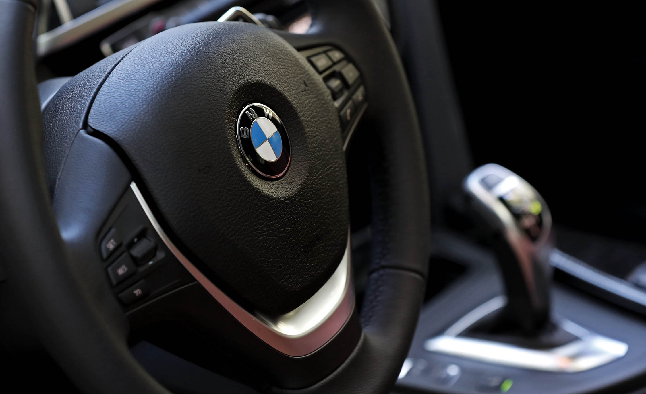 2017 BMW 330i Interior View Steering (View 34 of 59)