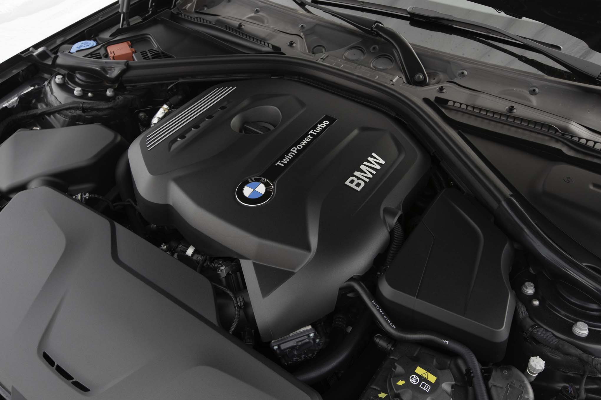 2017 BMW 330i Sedan View Engine (View 59 of 59)