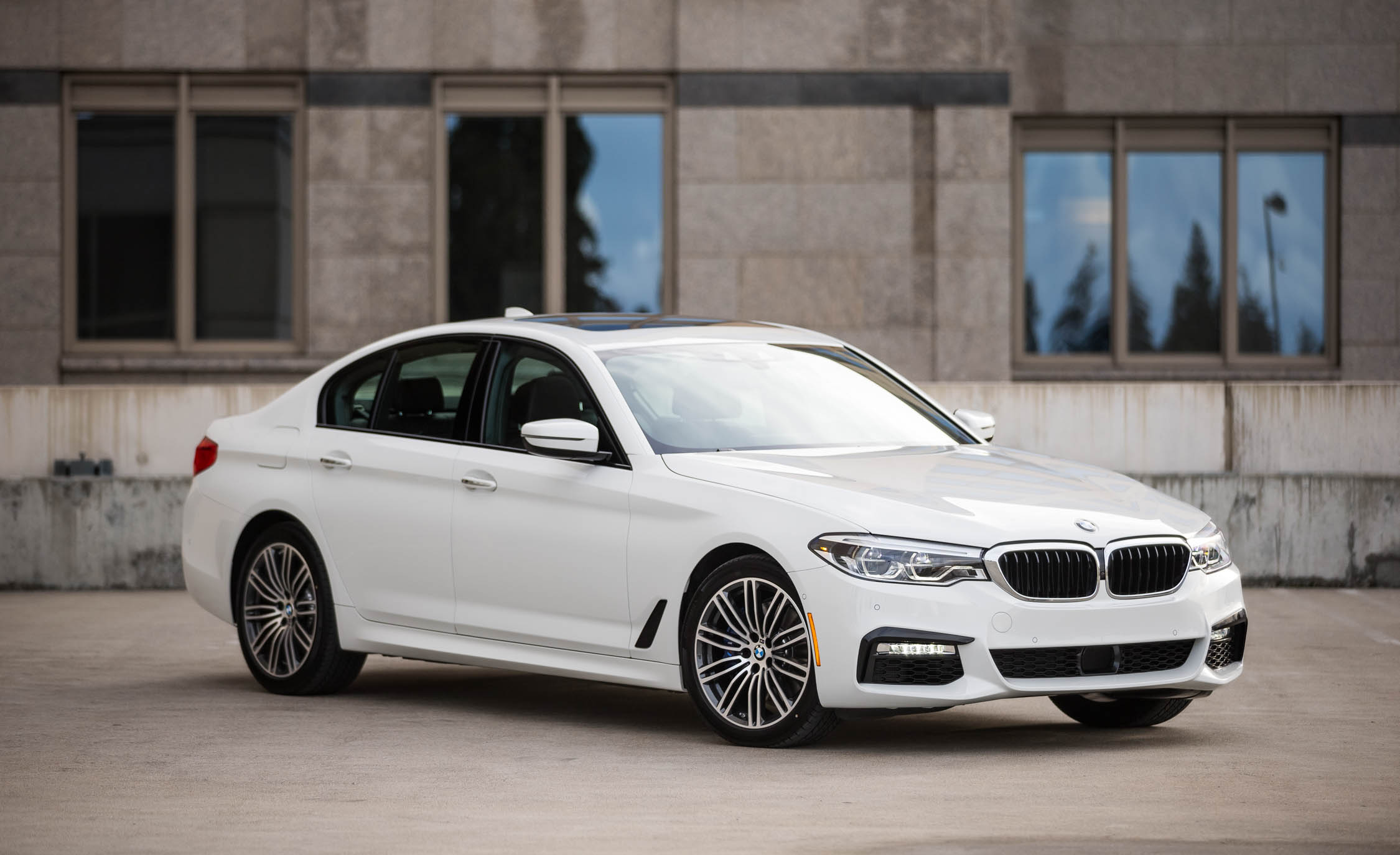 2017 BMW 530i (View 46 of 46)