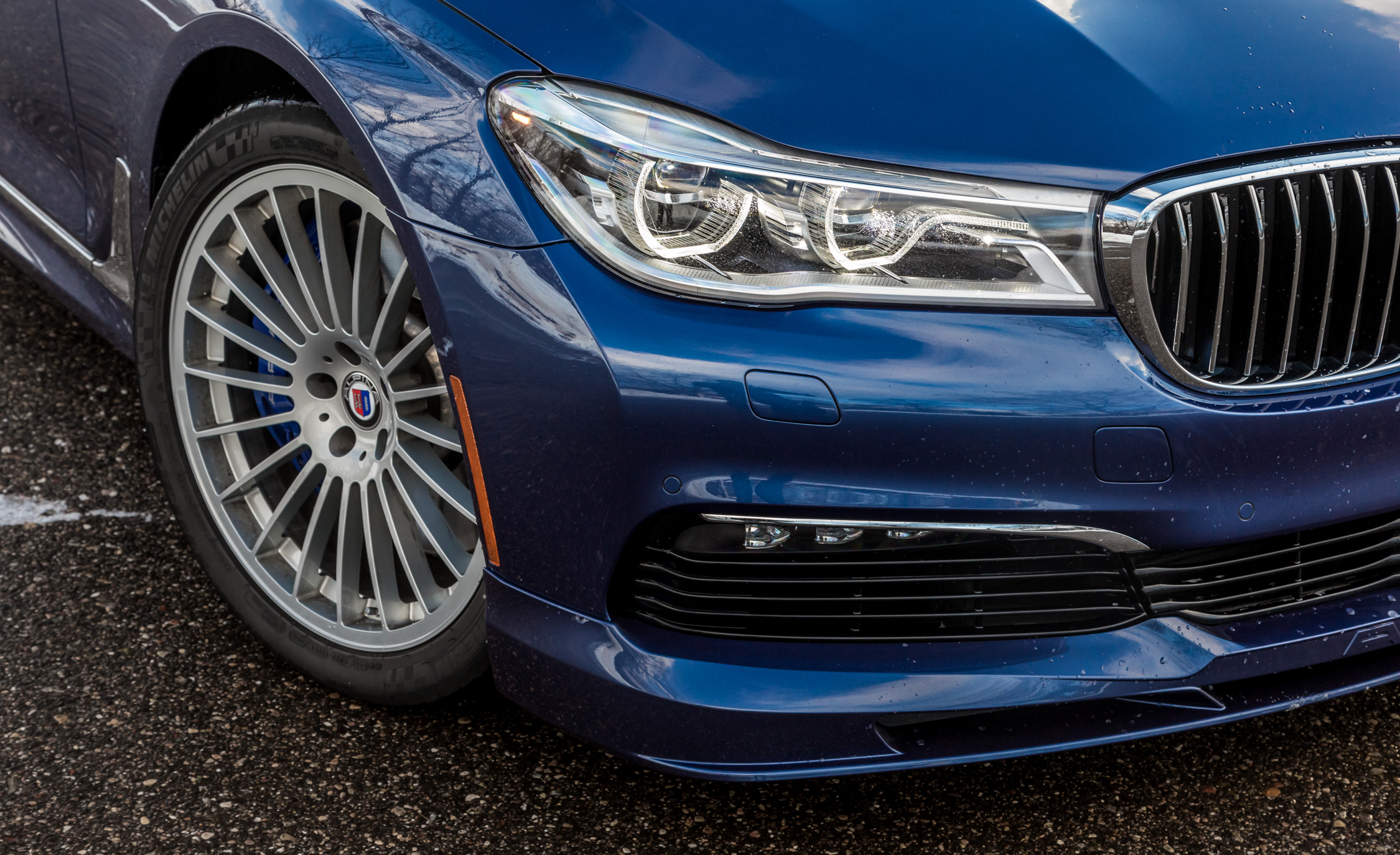 2017 BMW Alpina B7 XDrive Exterior View Headlight (View 13 of 45)