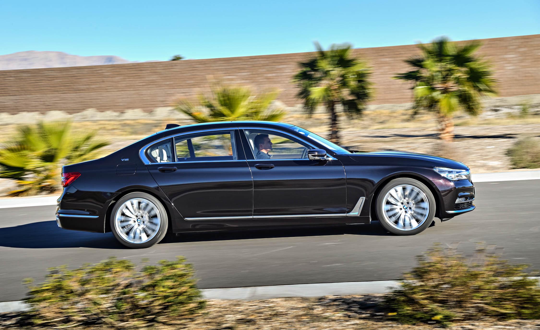 2017 BMW M760Li XDrive Test Drive Side View (View 65 of 76)