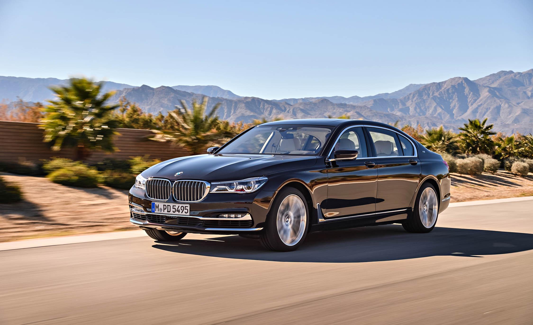2017 BMW M760Li XDrive Test Drive (View 66 of 76)