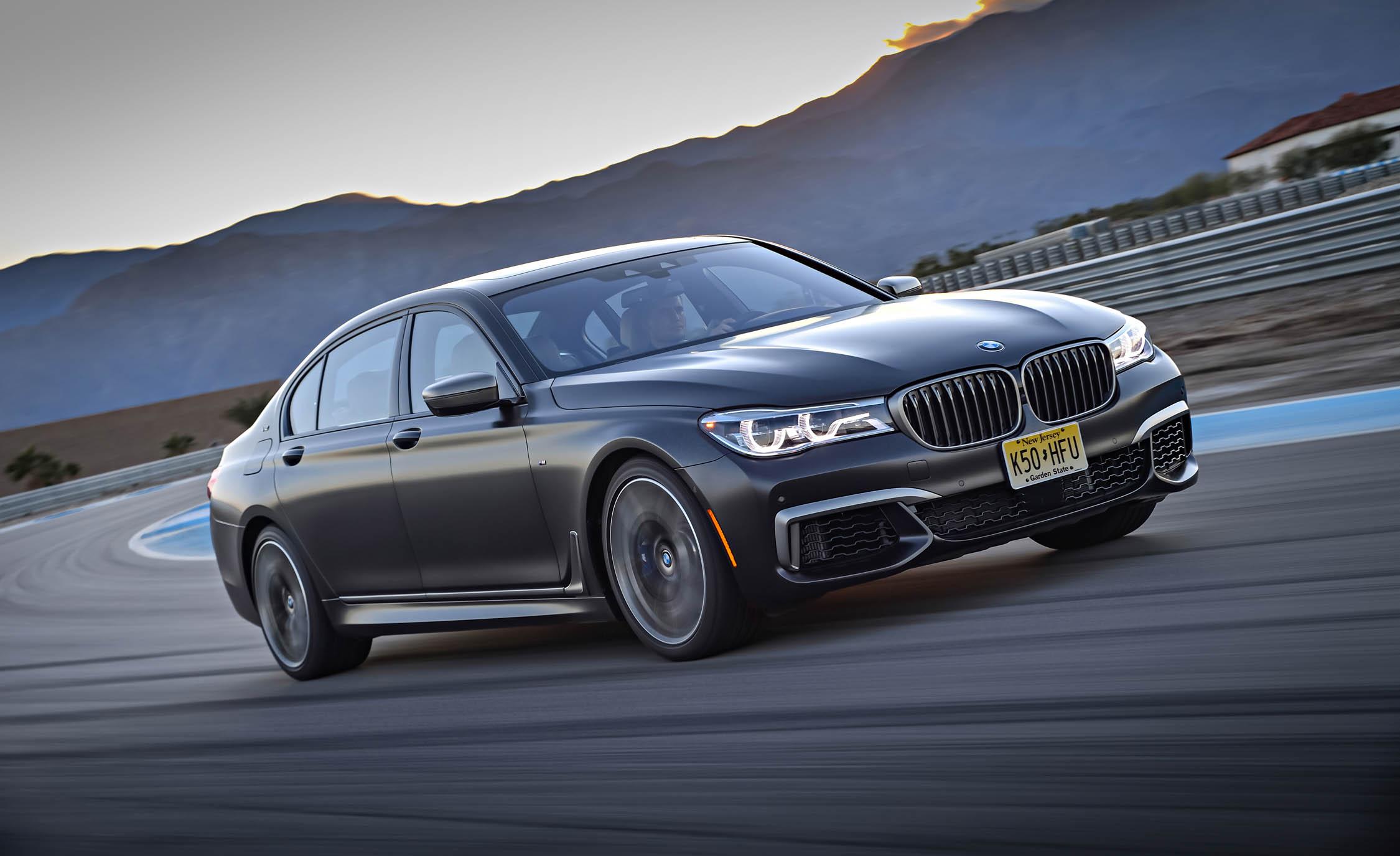 2017 BMW M760i XDrive Circuit Test Drive (View 28 of 76)