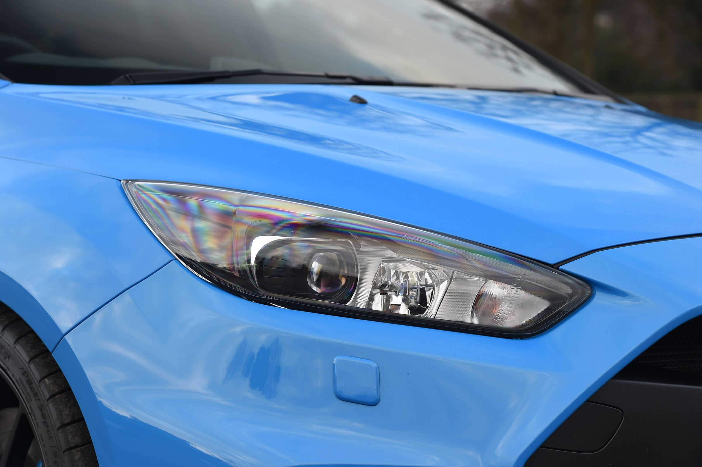 2017 Ford Focus RS Exterior View Headlight (Photo 5 of 23)