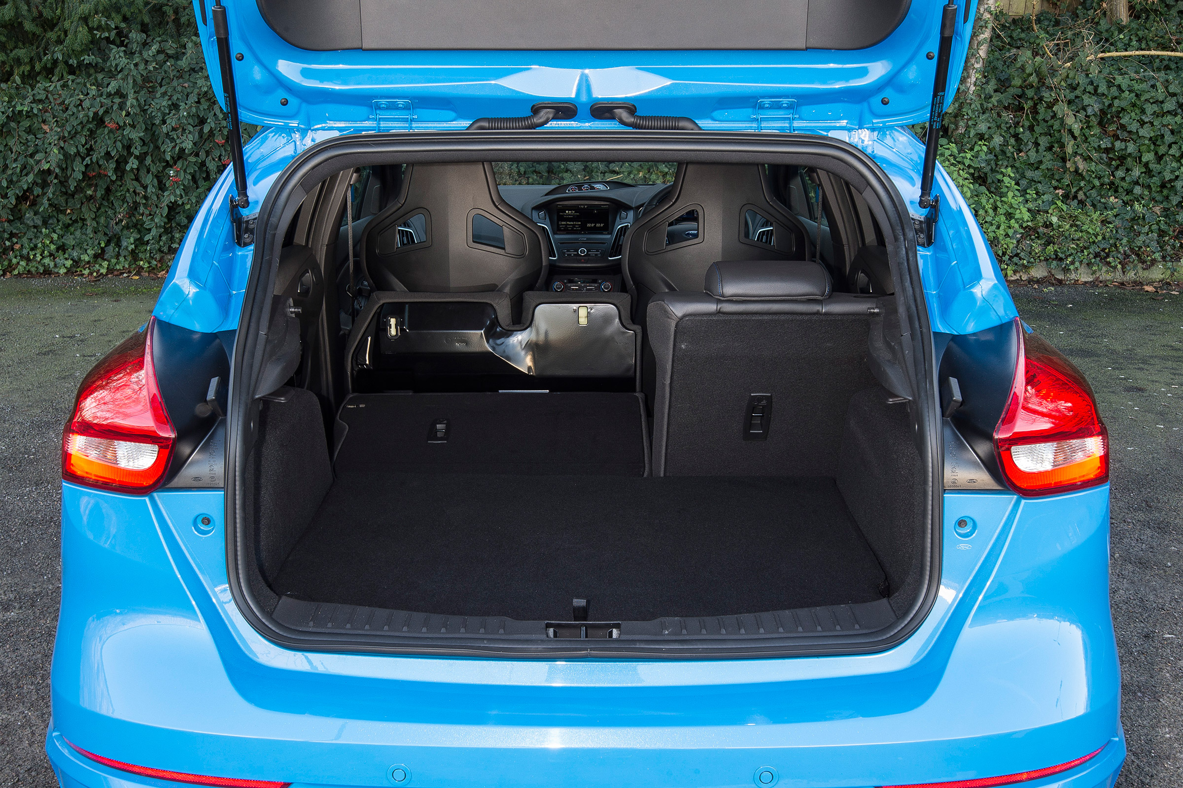 2017 Ford Focus RS Interior View Cargo (View 13 of 23)