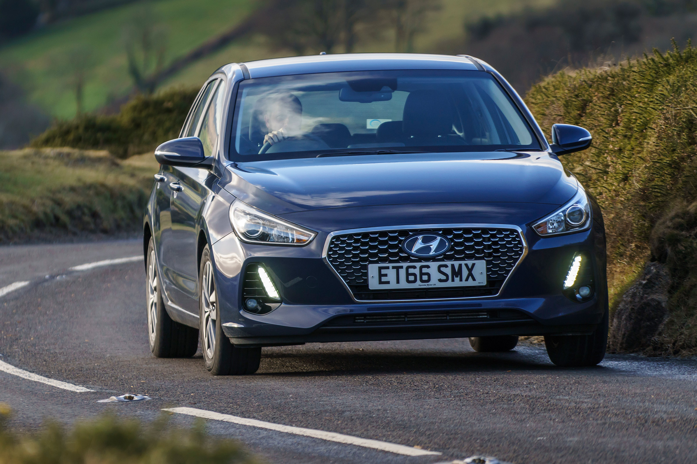 2017 Hyundai I30 Preview Front Corner (View 9 of 23)