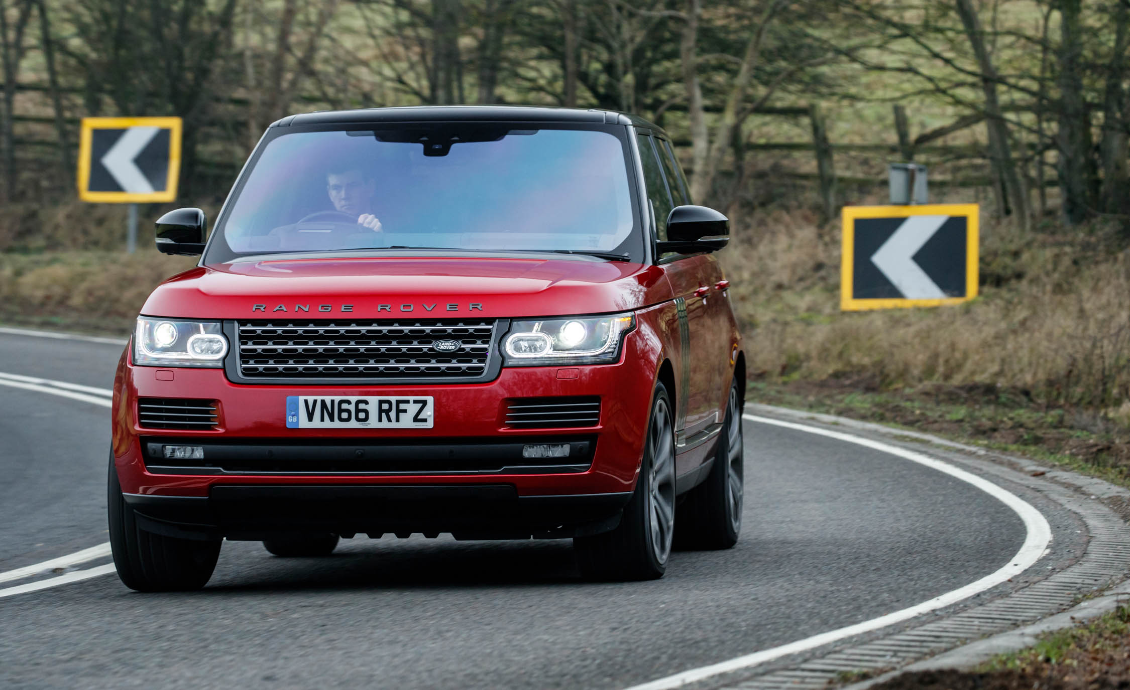 2017 Land Rover Range Rover SVAutobiography Dynamic Red (Photo 8 of 24)