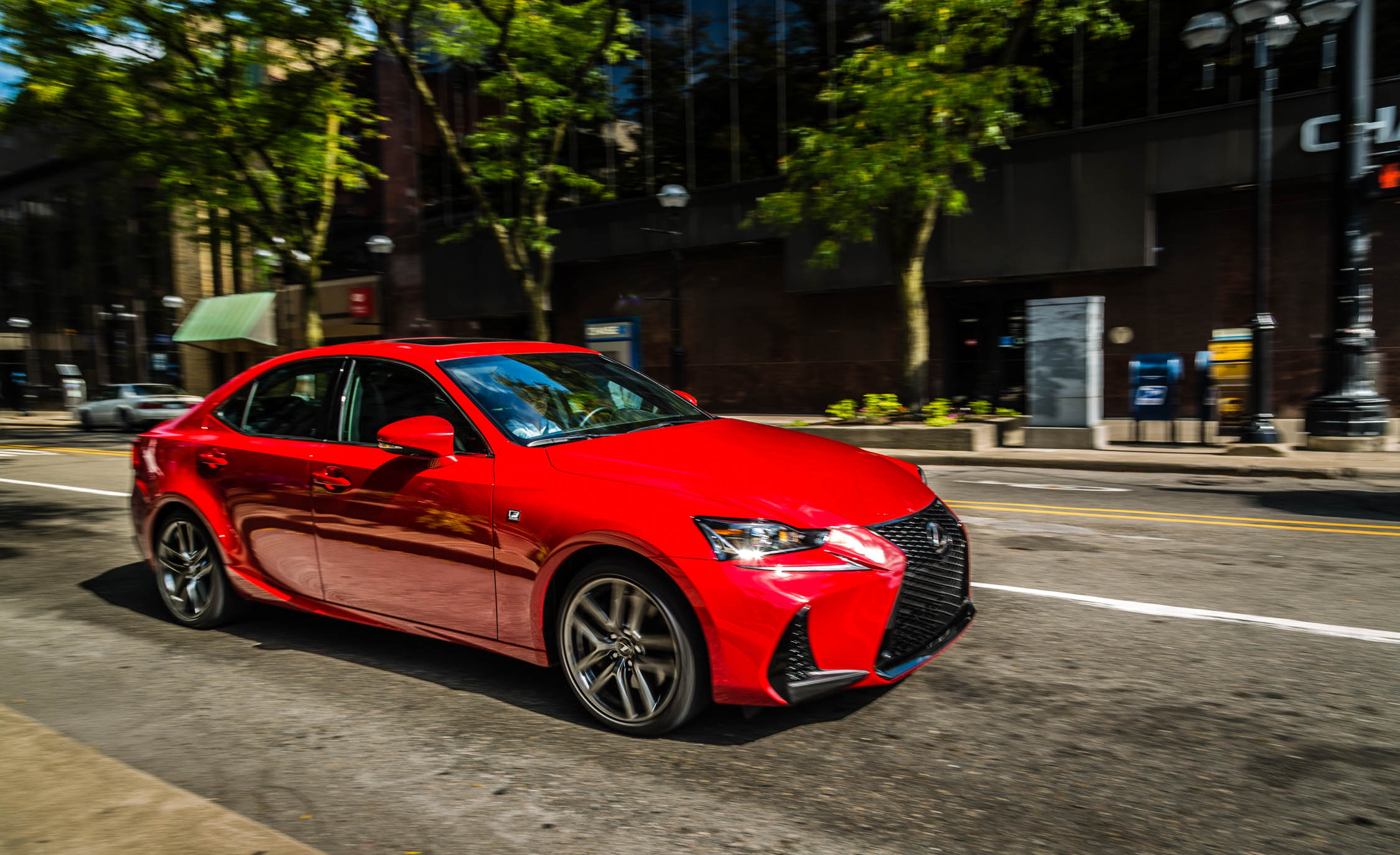 2017 Lexus IS 200t F Sport (Photo 1 of 29)