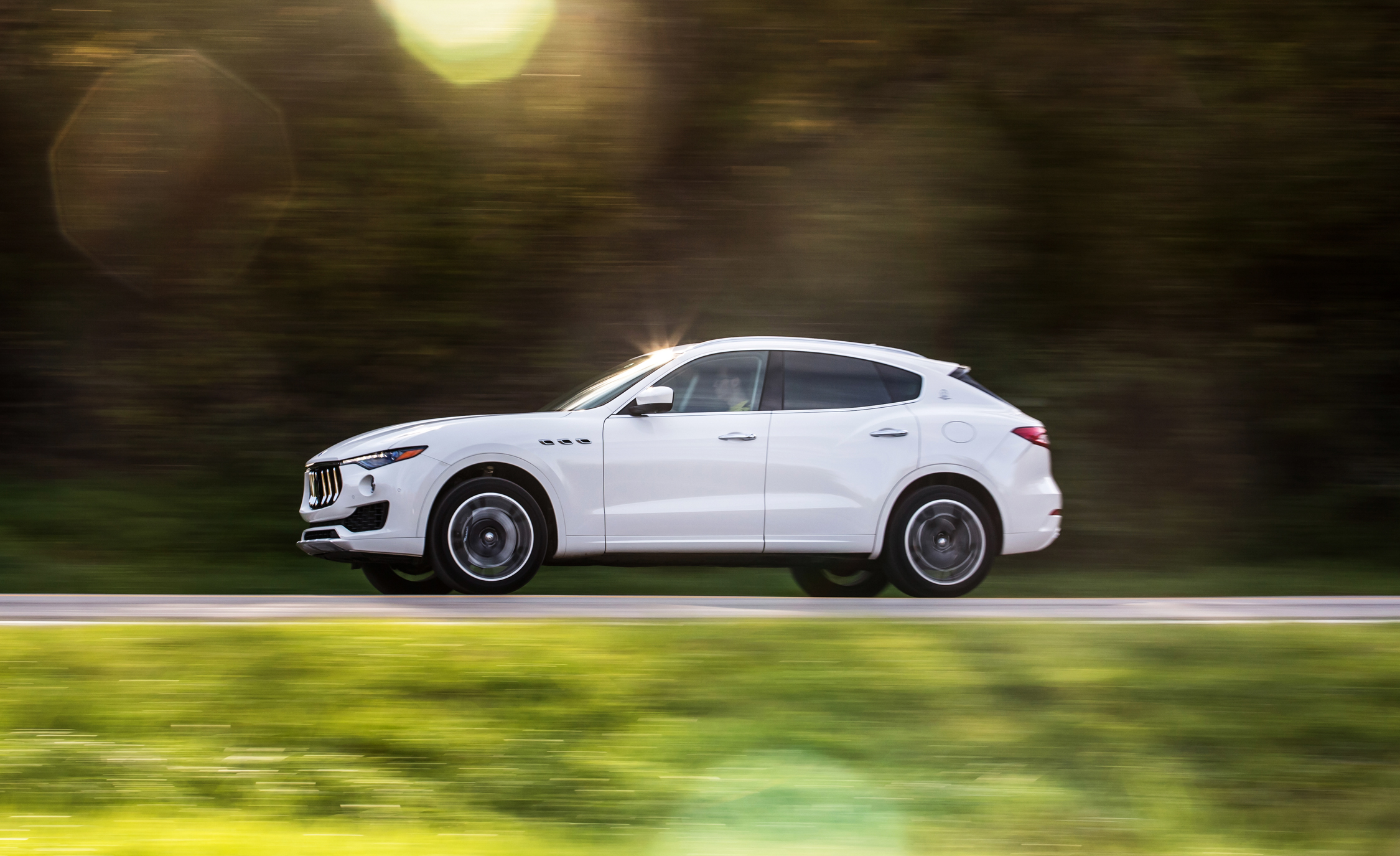 2017 Maserati Levante S Q4 Test Drive (Photo 15 of 21)