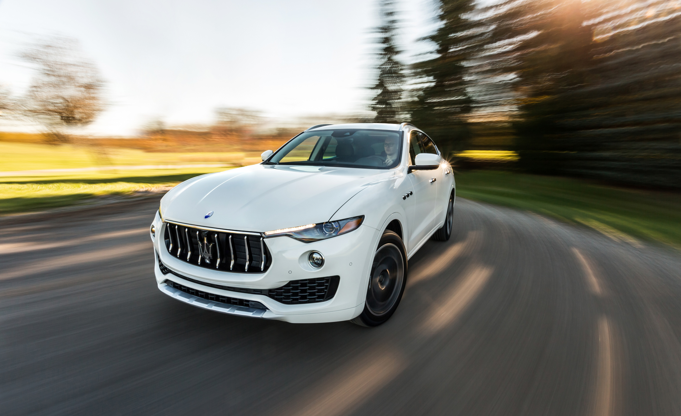 2017 Maserati Levante S Q (Photo 1 of 21)