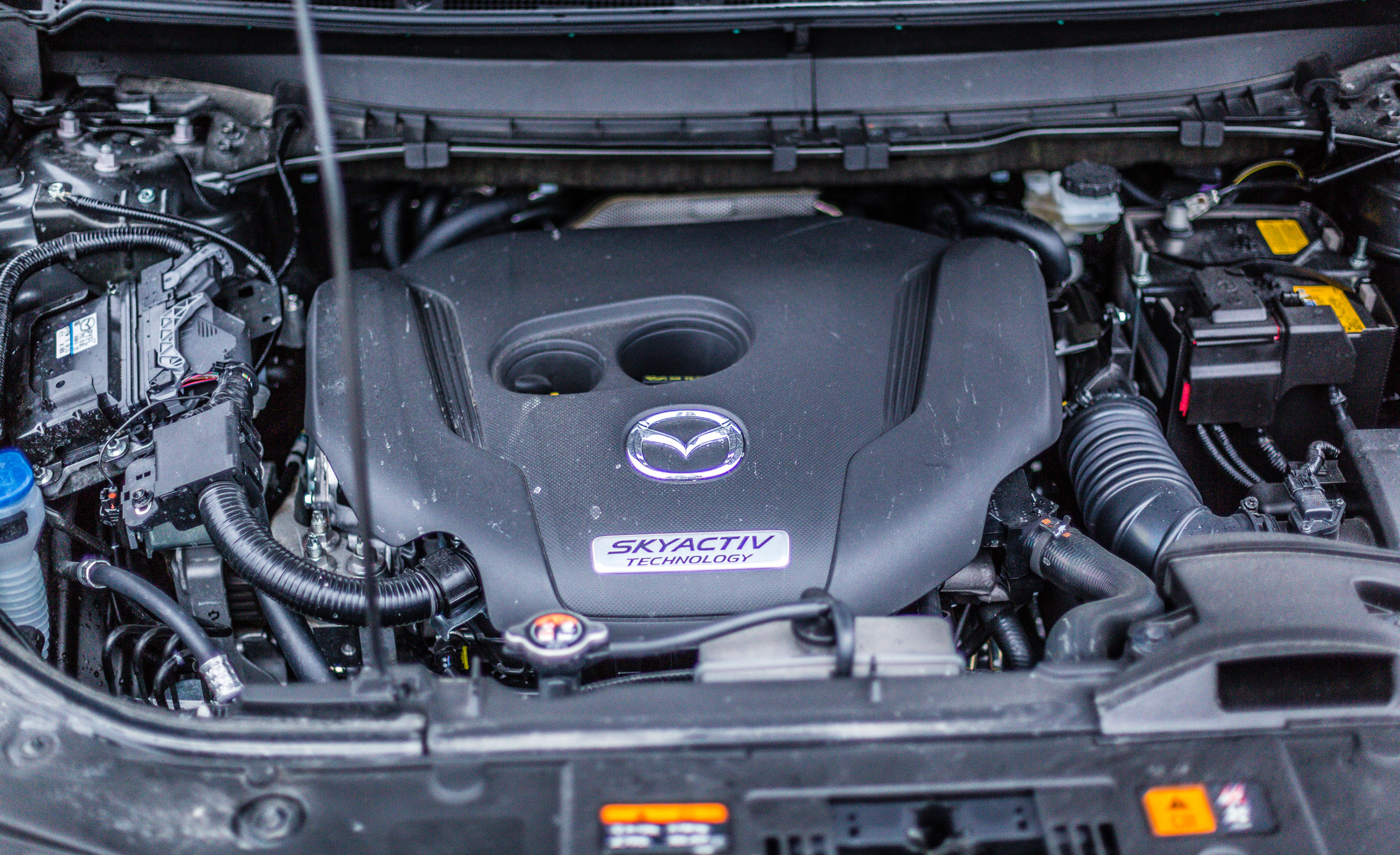 2017 Mazda CX 9 View Engine (Photo 28 of 28)
