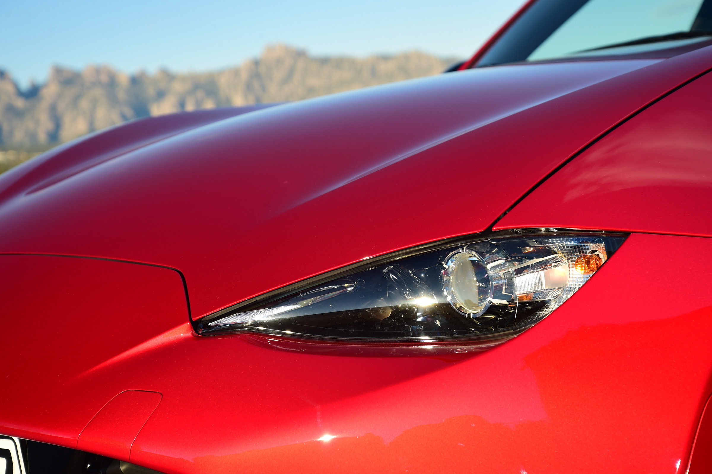 2017 Mazda MX 5 RF Exterior View Headlight (Photo 6 of 20)