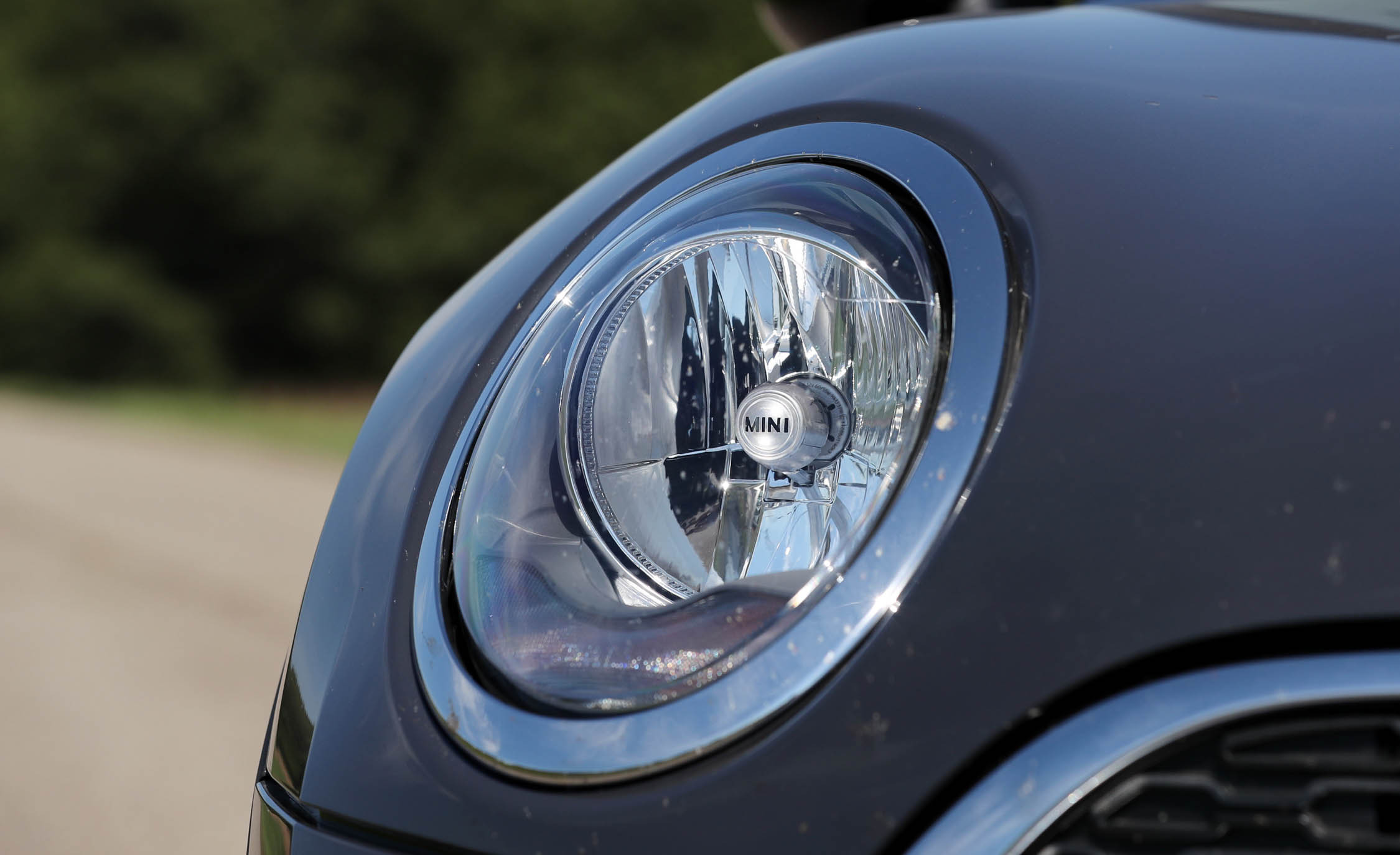 2017 Mini Cooper S ALL4 Clubman Exterior View Headlight (Photo 12 of 29)