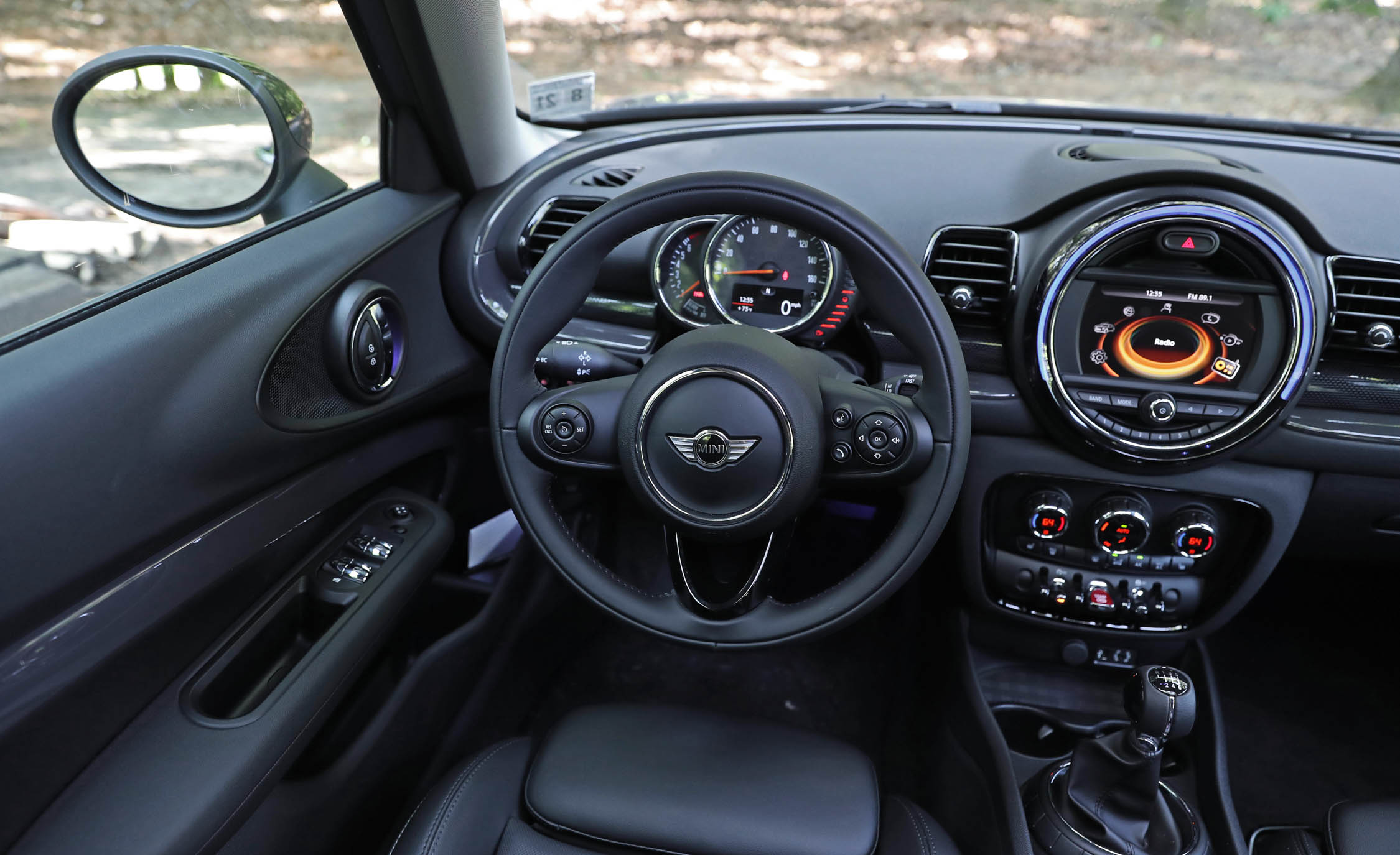 2017 Mini Cooper S All4 Clubman Interior Steering And Sdometer Photo 9 Of 29