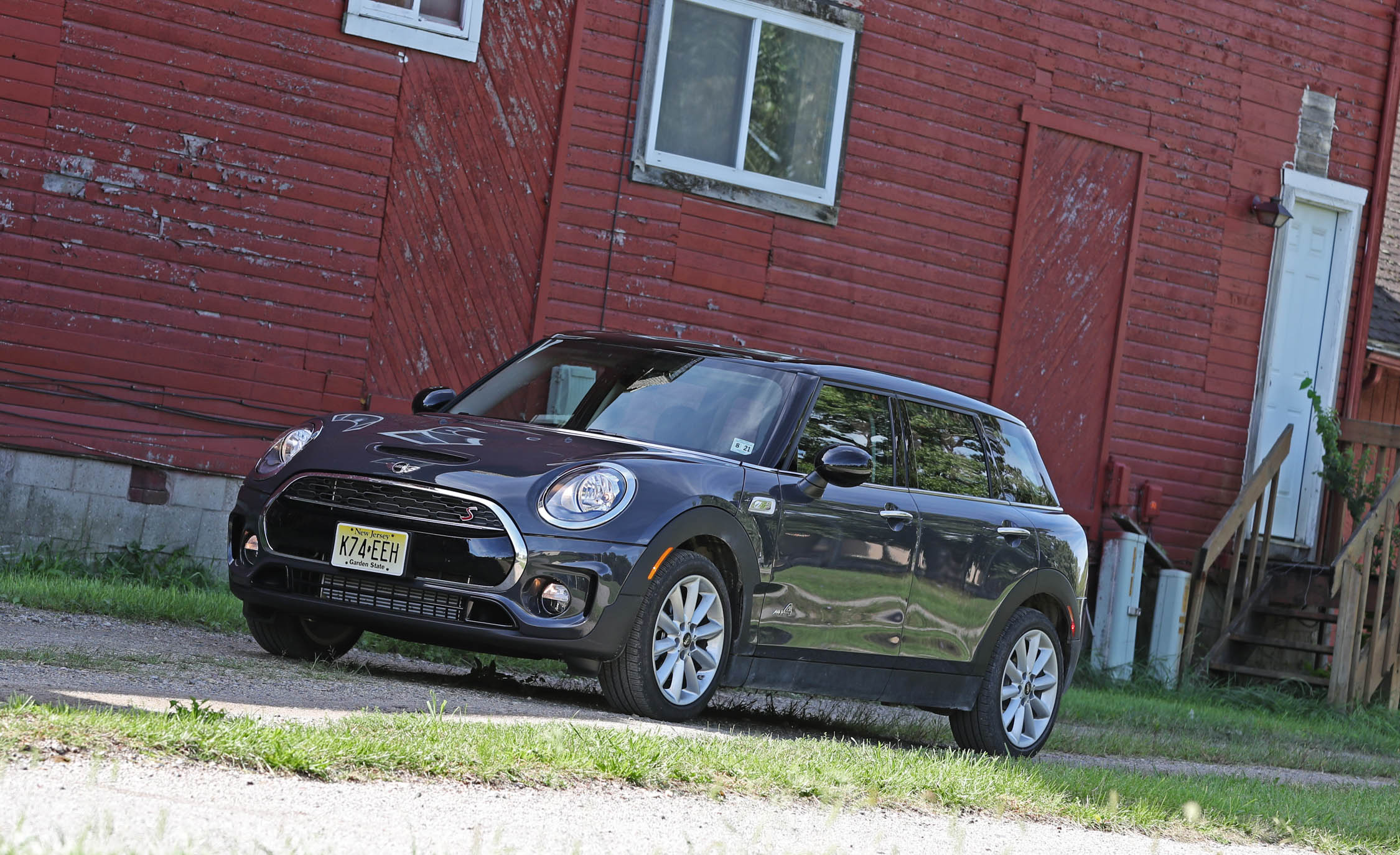 2017 Mini Cooper S ALL4 Clubman (Photo 1 of 29)