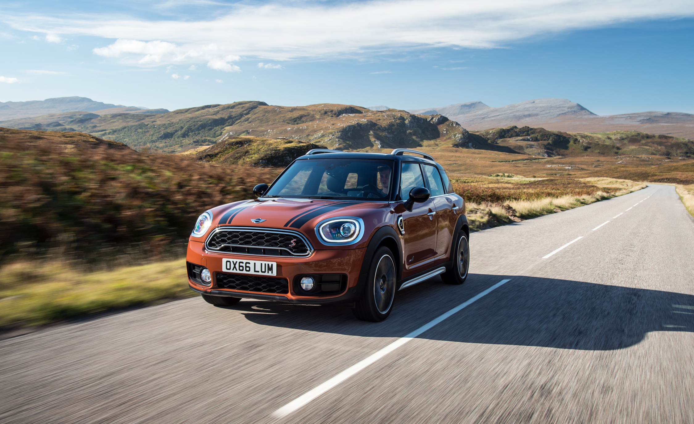 2017 Mini Countryman Cooper S All (Photo 24 of 61)