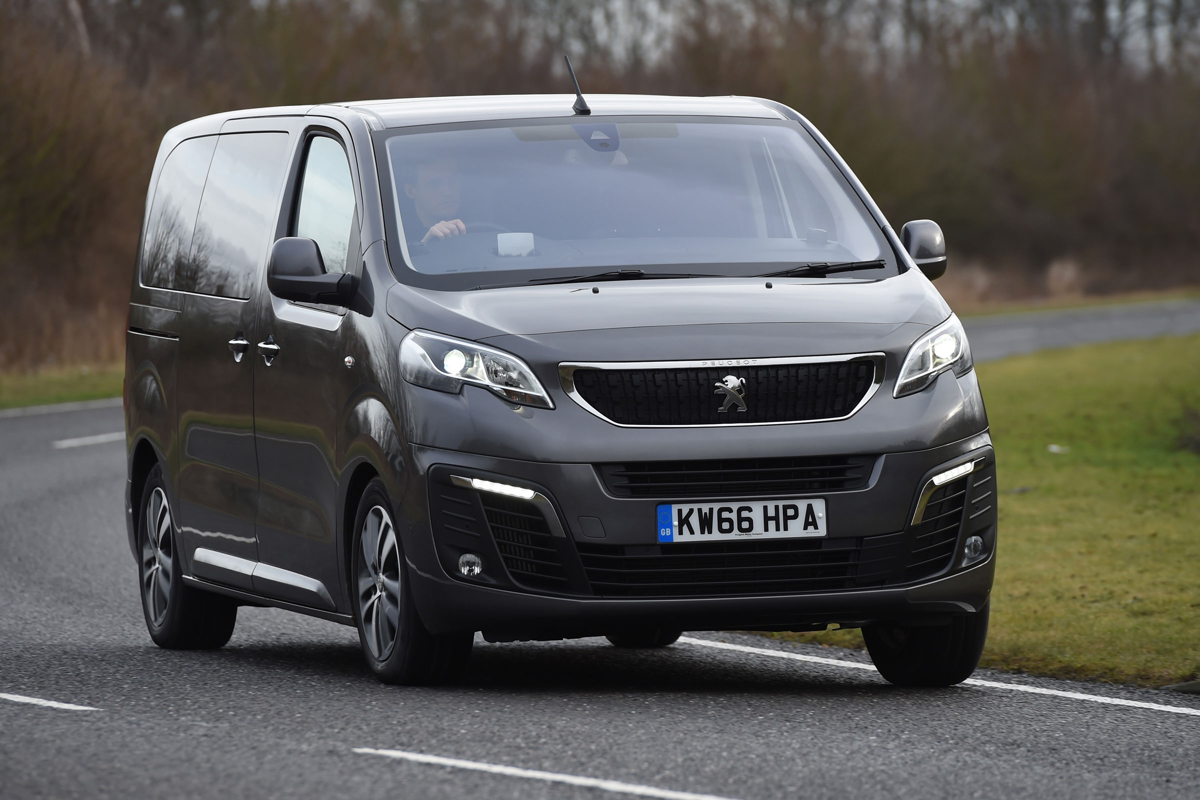 2017 Peugeot Traveller Allure (Photo 1 of 13)
