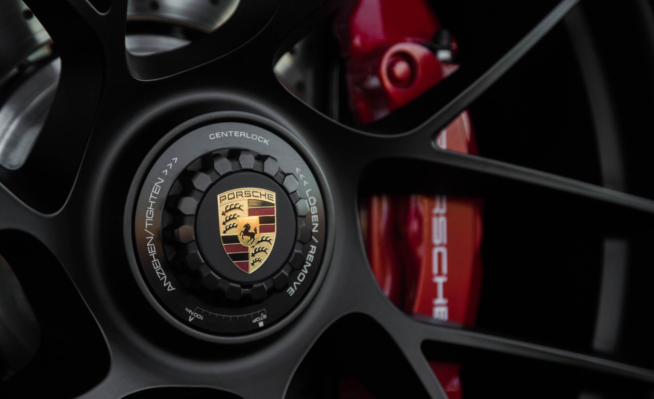 2017 Porsche 911 Targa 4 GTS Exterior View Wheel Velg (Photo 66 of 97)