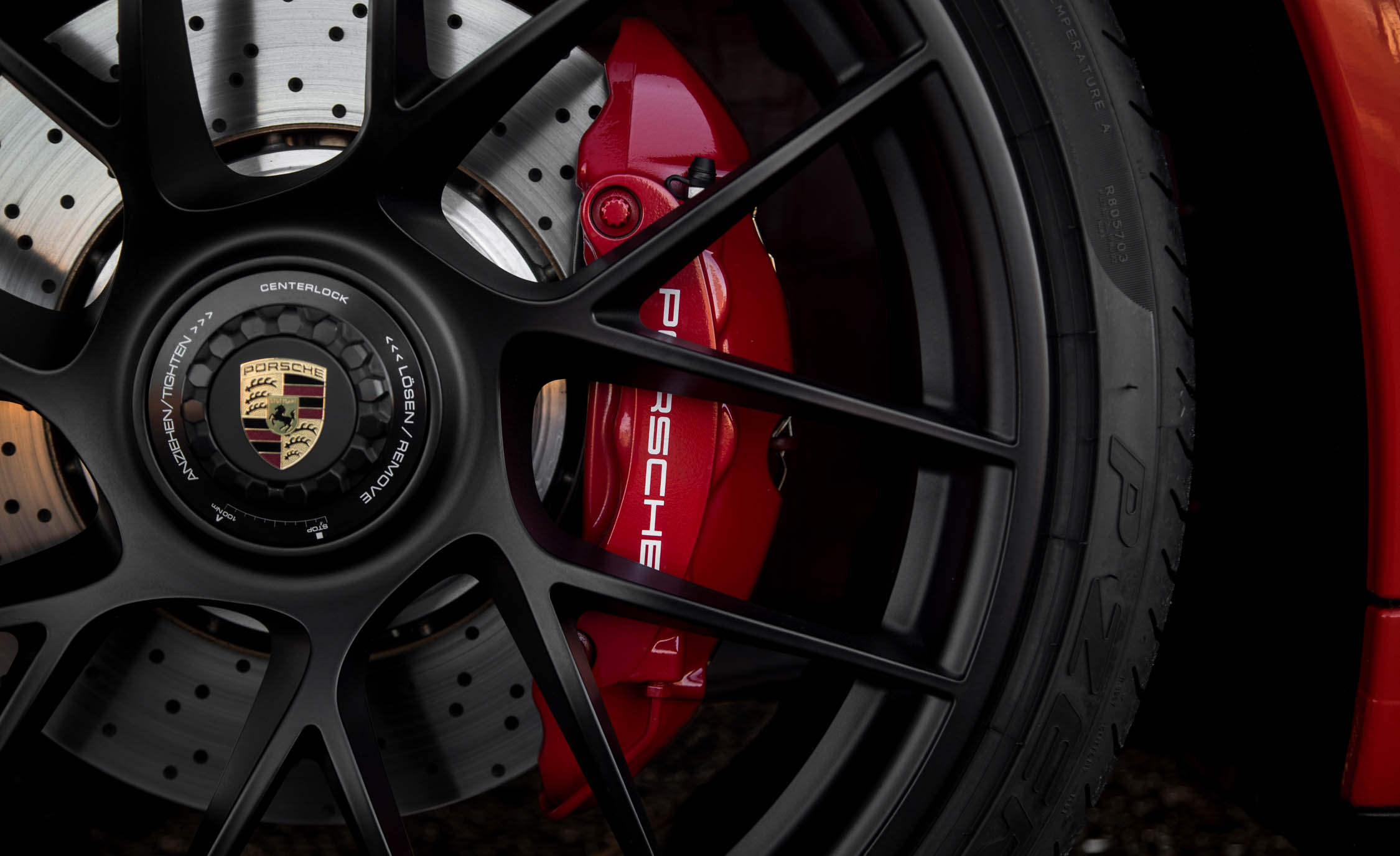 2017 Porsche 911 Targa 4 GTS Exterior View Wheel (Photo 65 of 97)