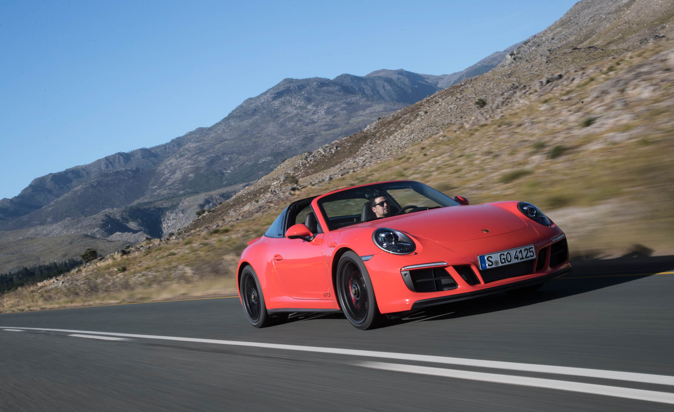 2017 Porsche 911 Targa 4 GTS Test Drive (Photo 91 of 97)