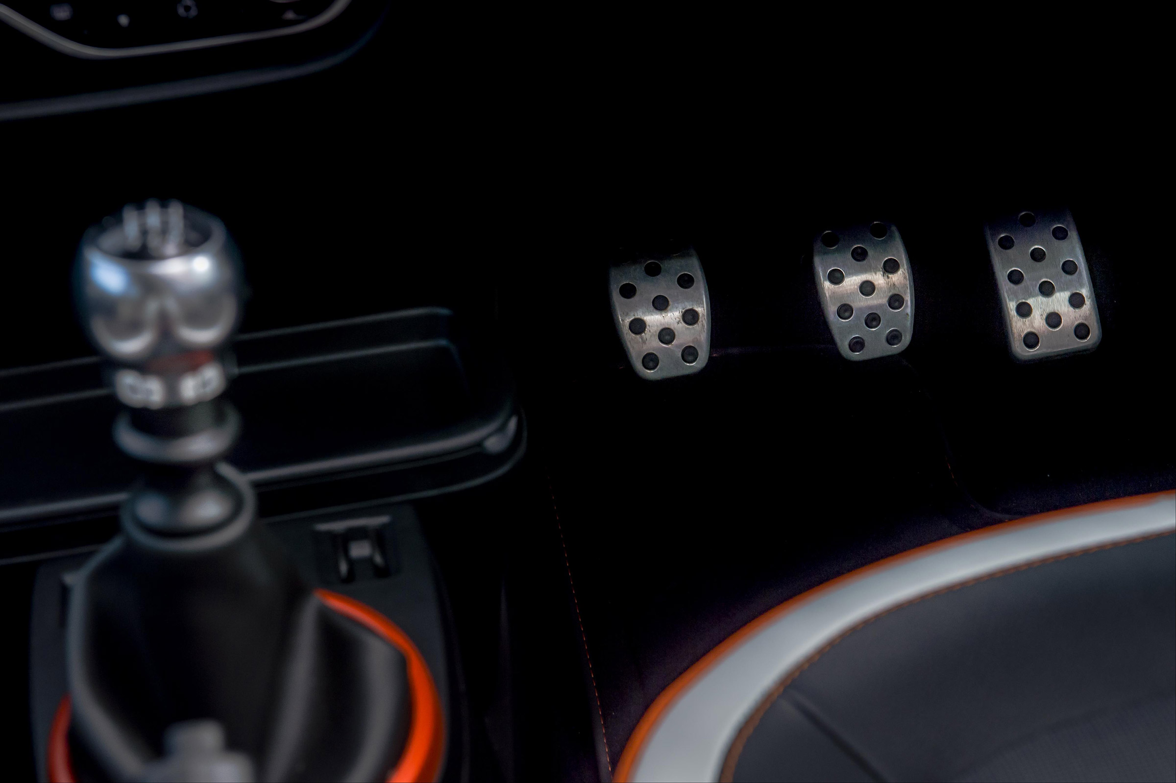 2017 Renault Twingo GT Interior View Paddle Manual (Photo 13 of 20)